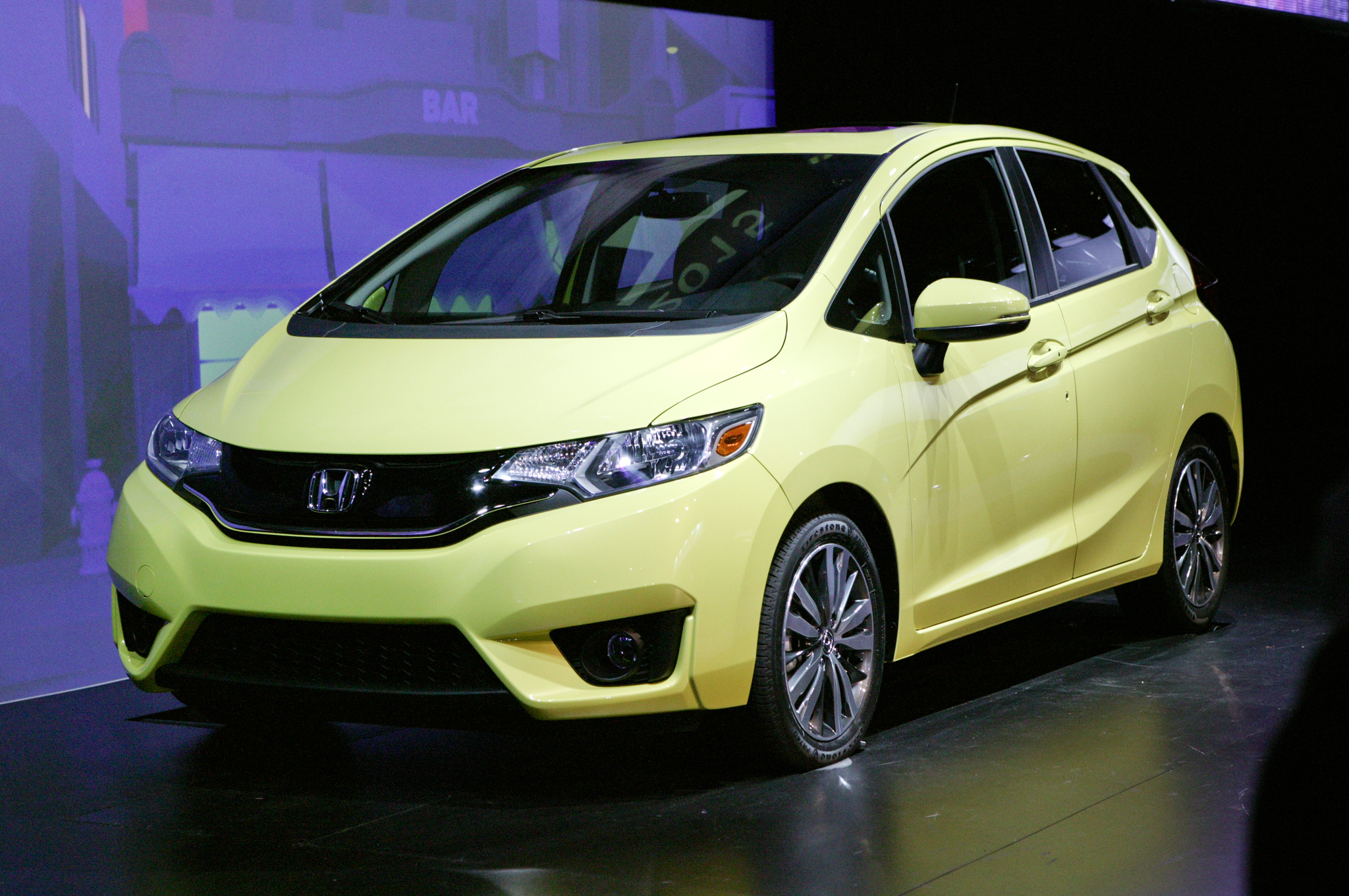 Refreshing or Revolting: 2015 Honda Fit
