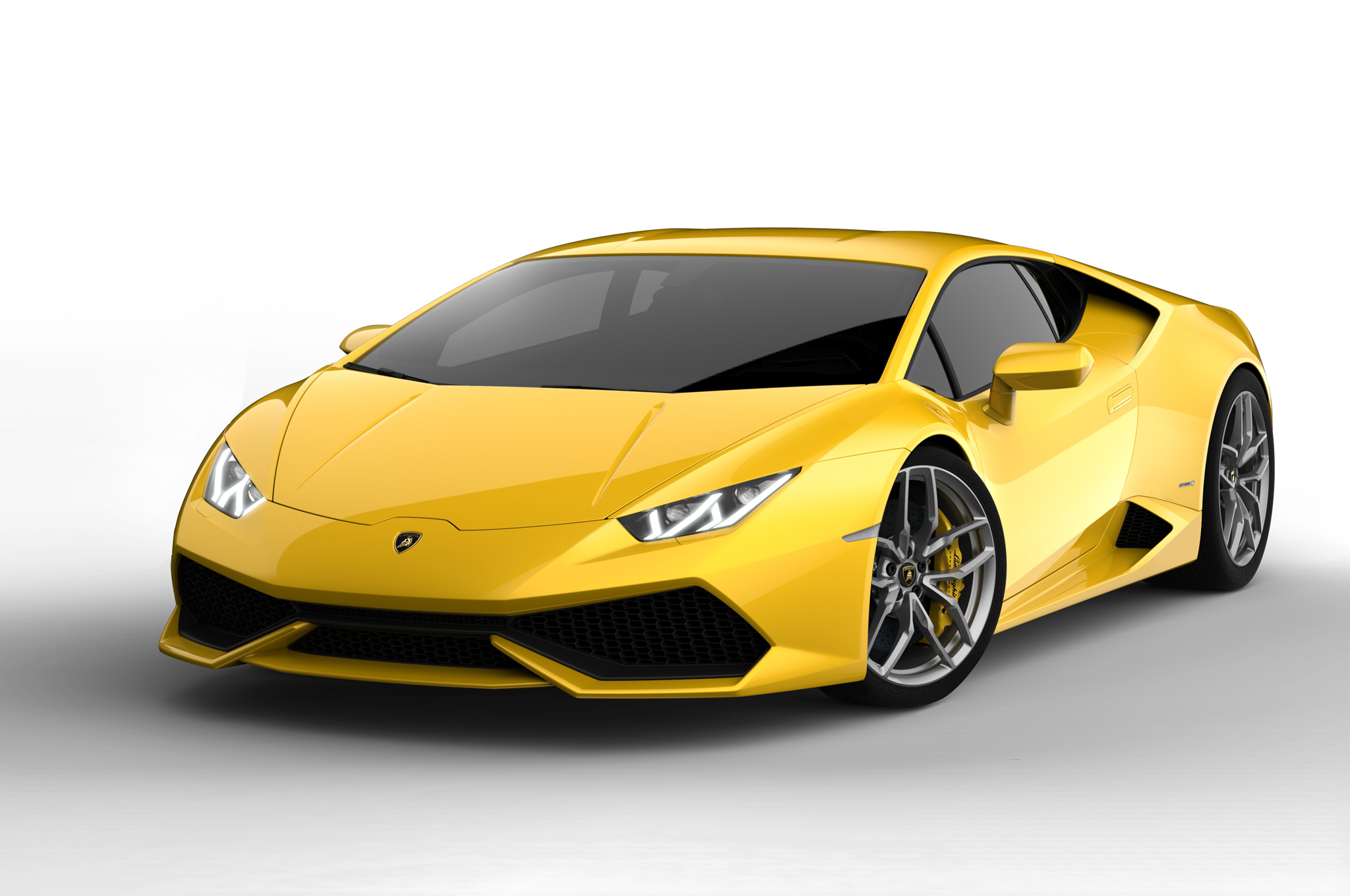 Lamborghini Huracan Nets 700 Orders Before First Production Car Built