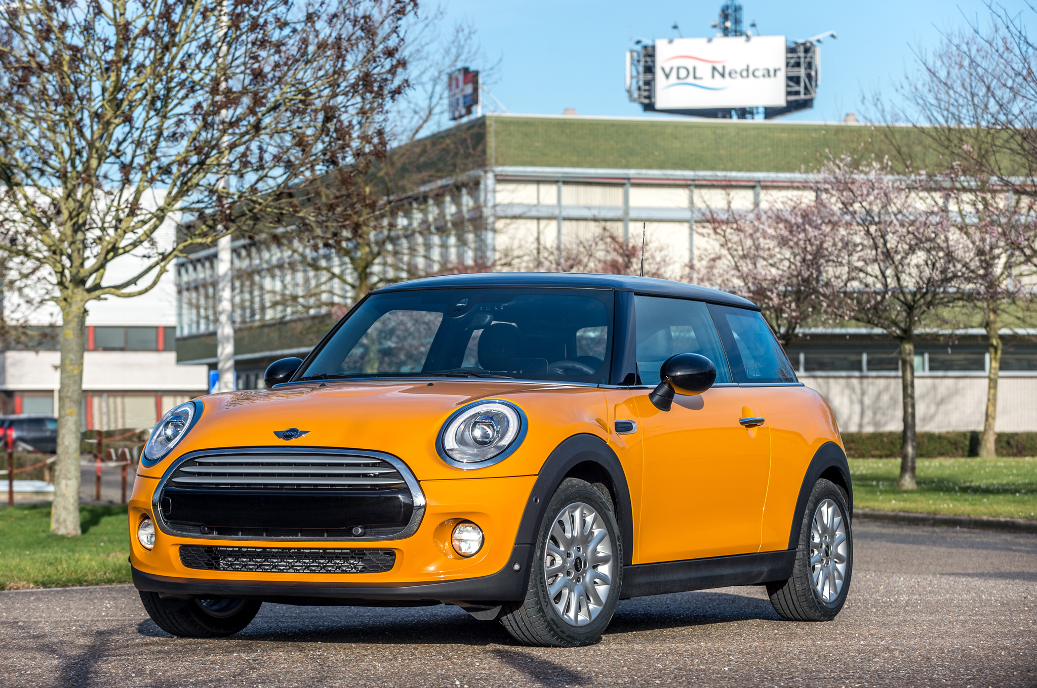 2014 Mini Cooper Production to be Split Between U.K. and Netherlands