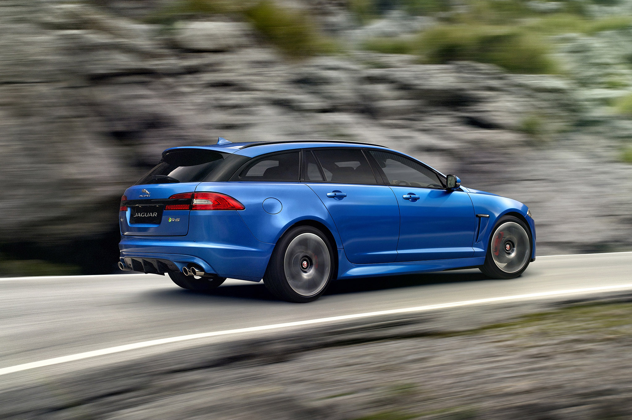 Super Wagon: 2015 Jaguar XFR-S Sportbrake Going to Geneva, but Not U.S.