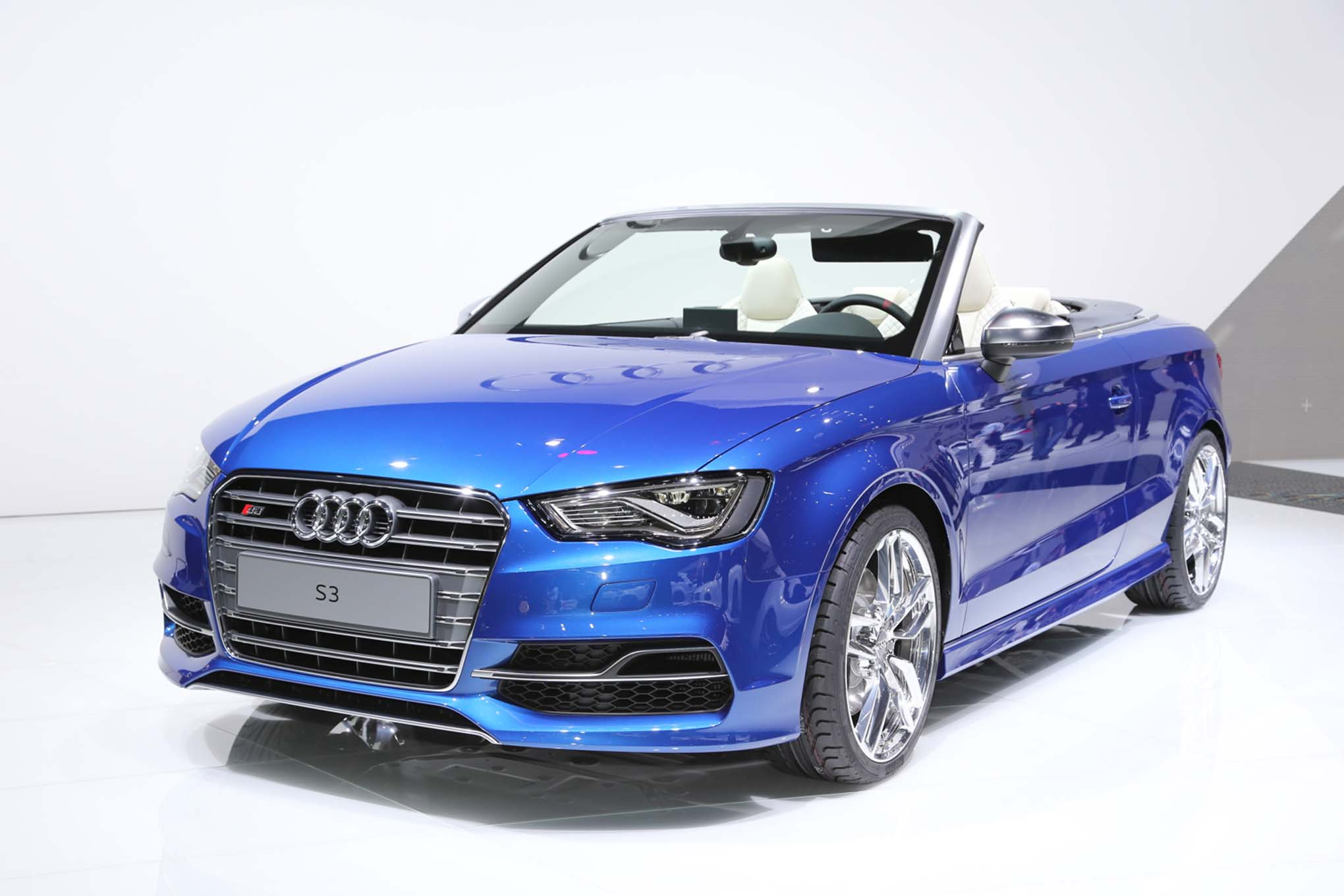 2015 Audi S3 Cabriolet Details Released Before Geneva