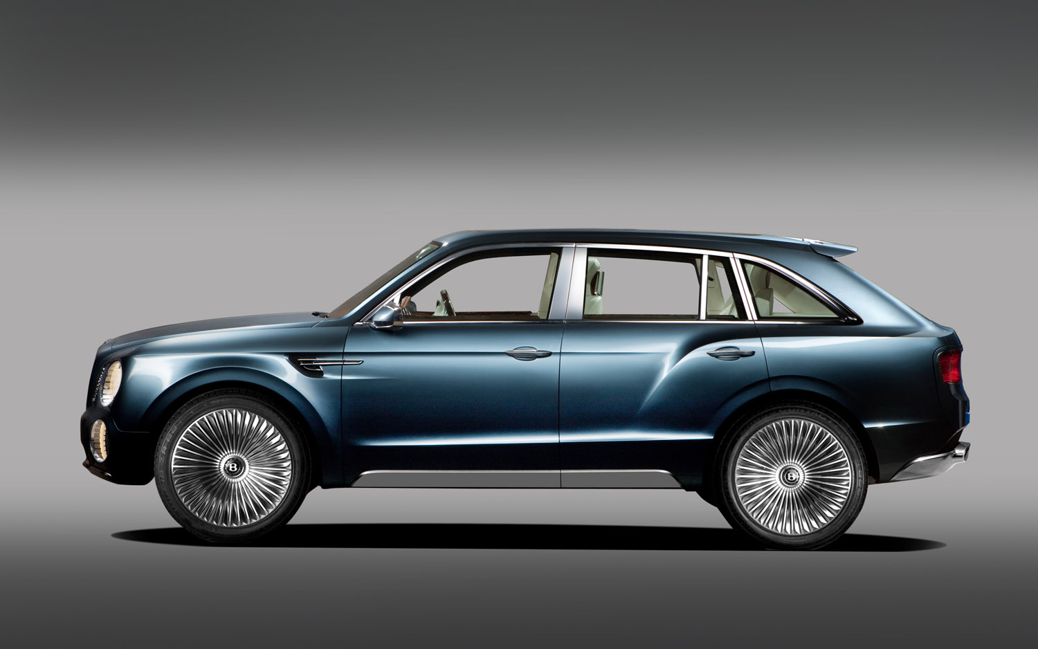 We Hear: More Details Emerge on Bentley SUV