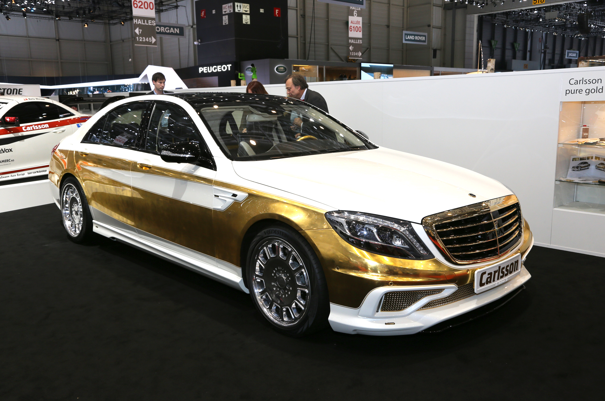 Oh Là What? Carlsson CS50 Versailles Attempts to Rule Geneva
