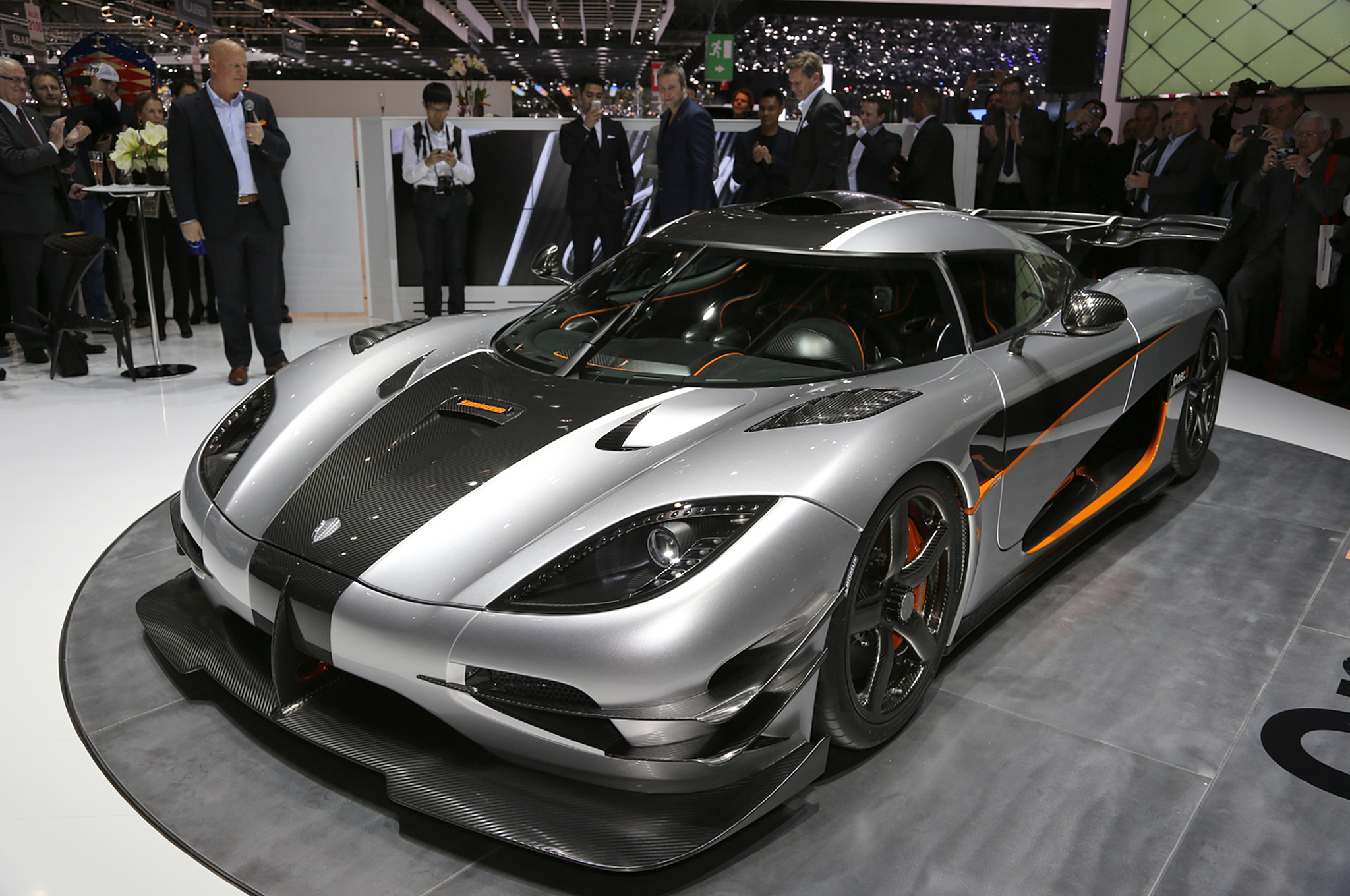 "Koenigsegg Agera e 1 Details Revealed World s First ""Megacar"