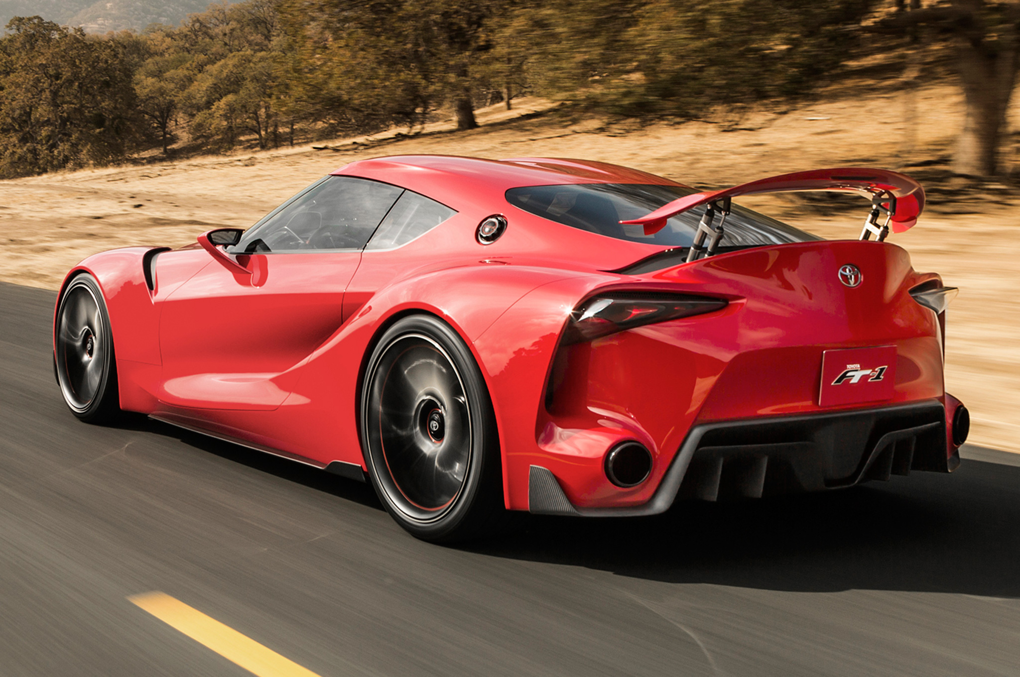 Toyota Ft 1 Concept Price >> Toyota Boss Promises More Emotional Surprises Like Ft 1 Concept