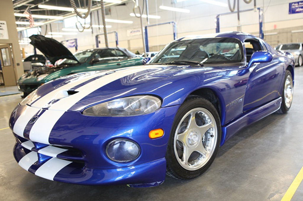 Chrysler Ordering Rare Dodge Vipers be Destroyed