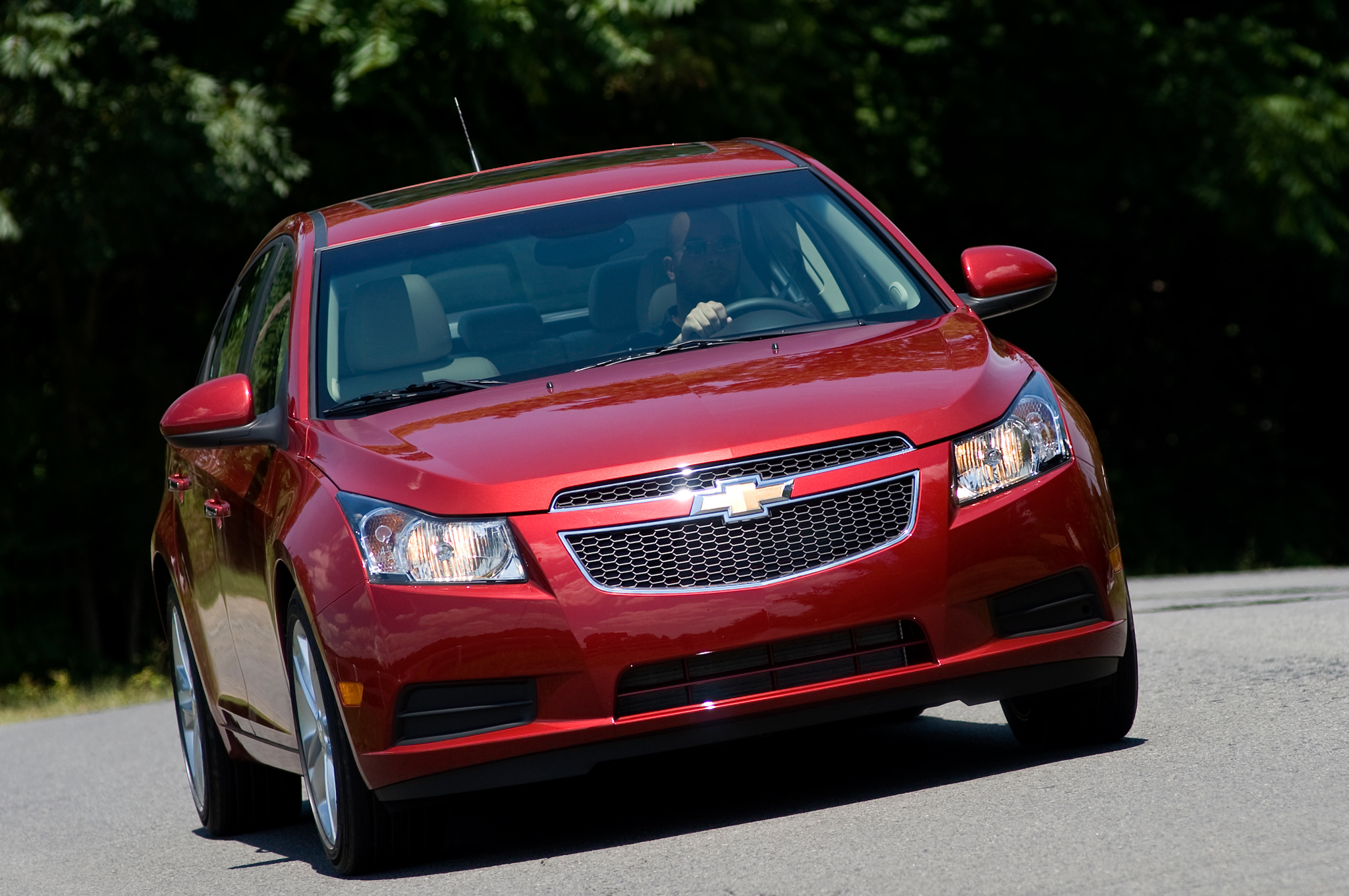 GM Issues Stop Sale on 2013 2014 Chevrolet Cruze Won t Say Why