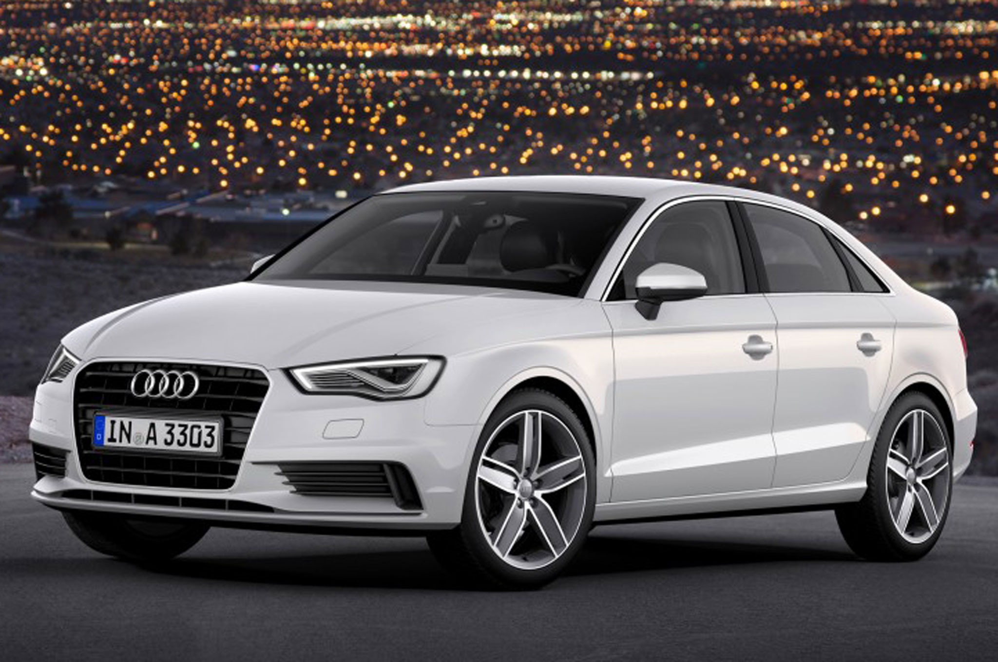 2015 Audi A3 Rated at 23/33 MPG, Quattro Boasts Better City Rating