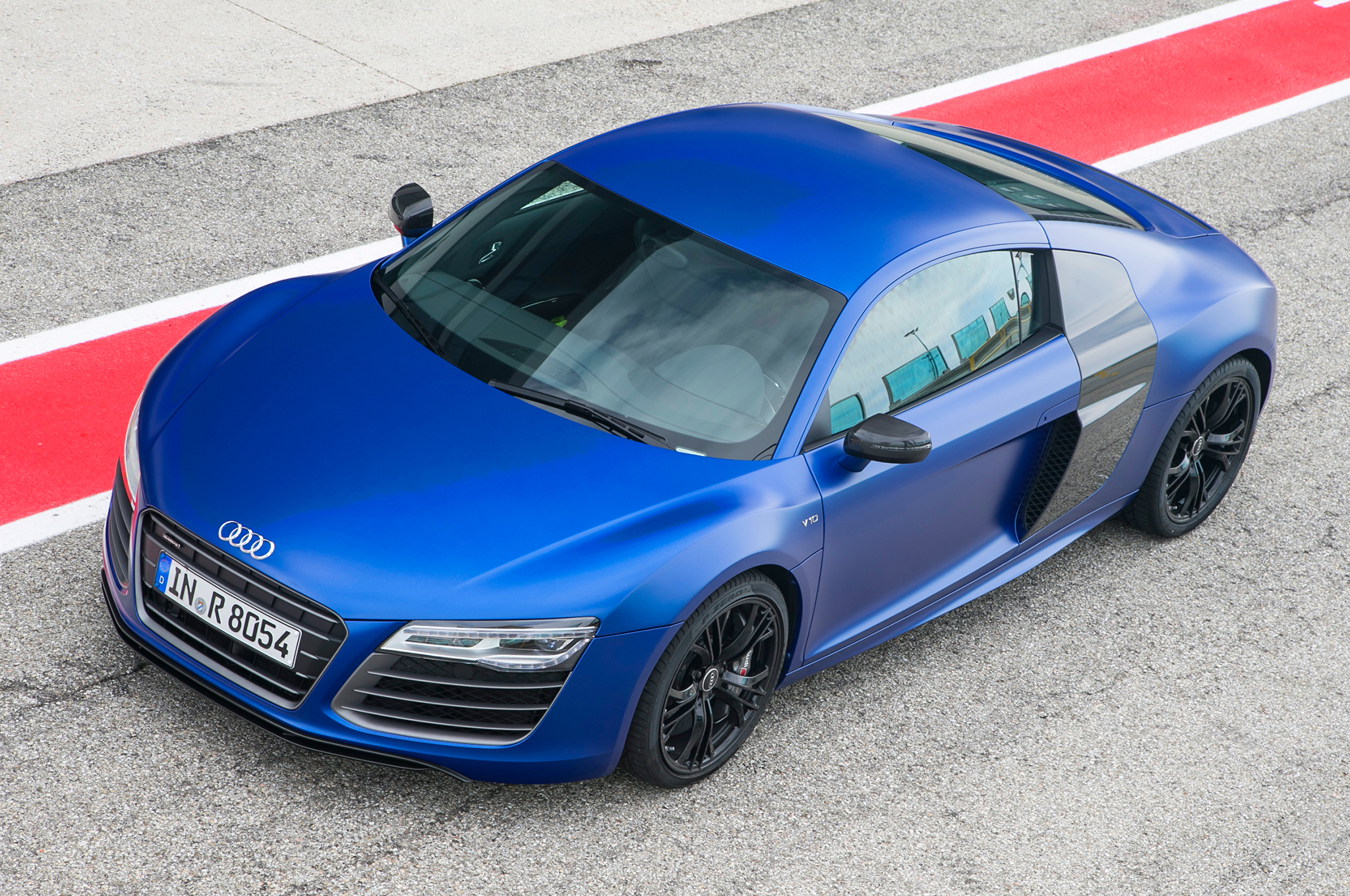 We Hear: Next-Gen Audi R8 to Get Downsized Turbo Engines