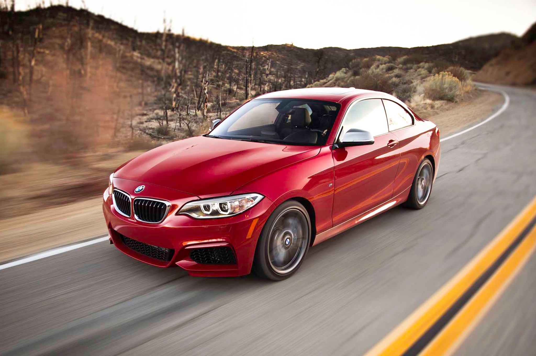 2014 BMW M235i First Test Motor Trend