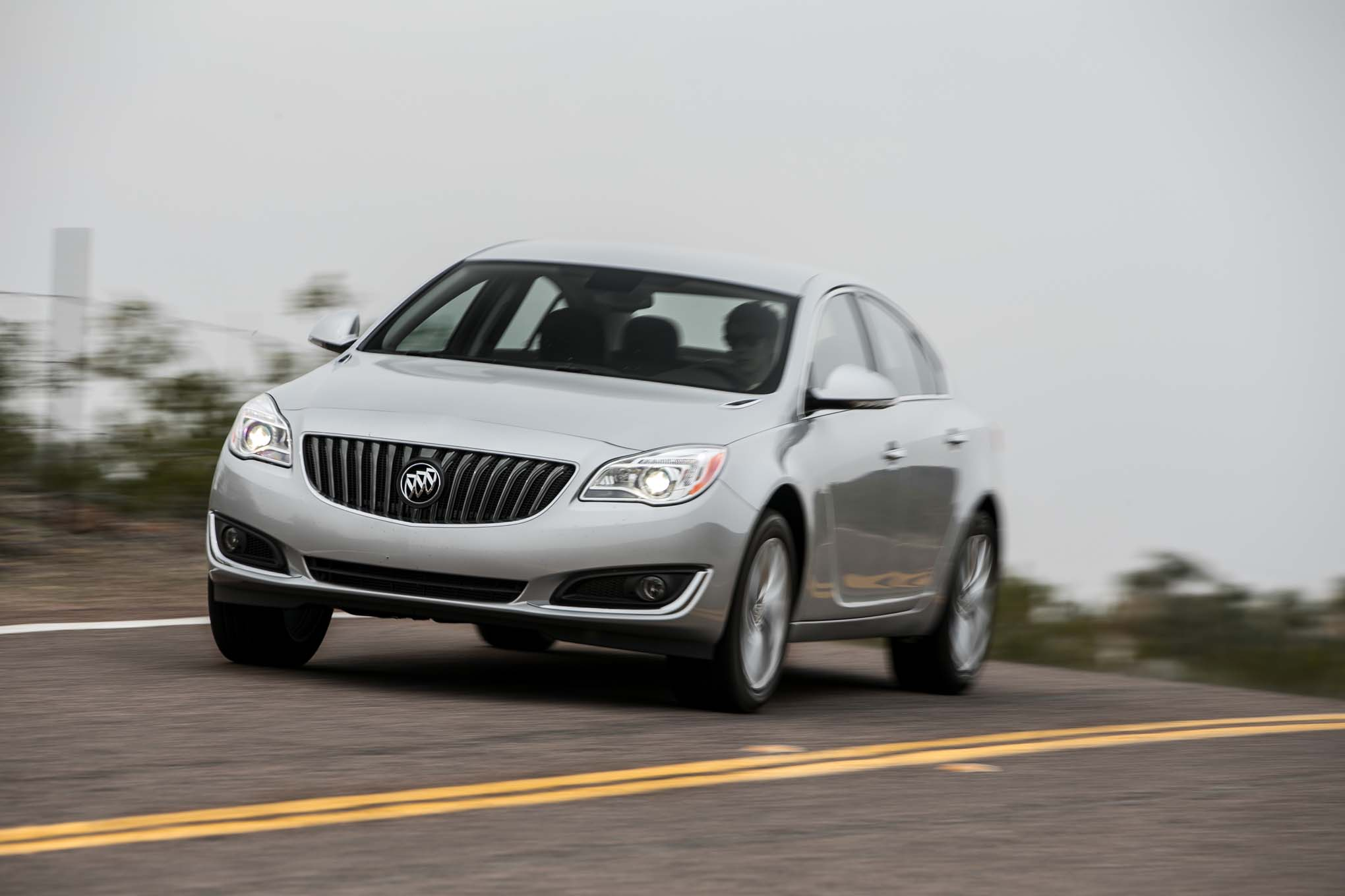 Delightful 2014 Buick Regal Turbo FWD First Test