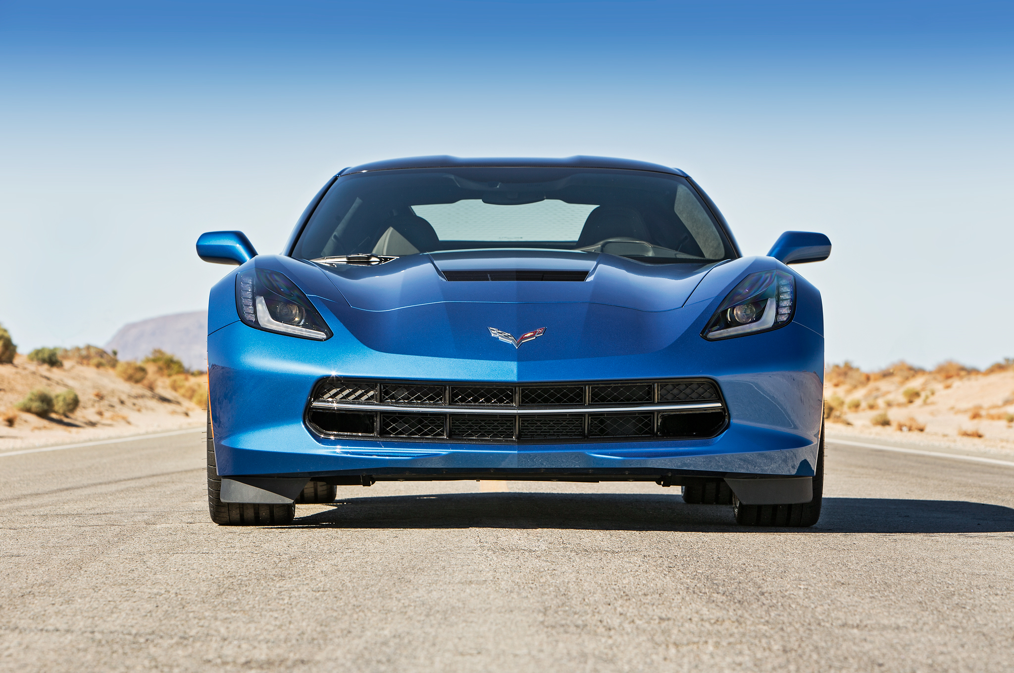 2014 Chevrolet Corvette Stingray Increased By 2000 Motor