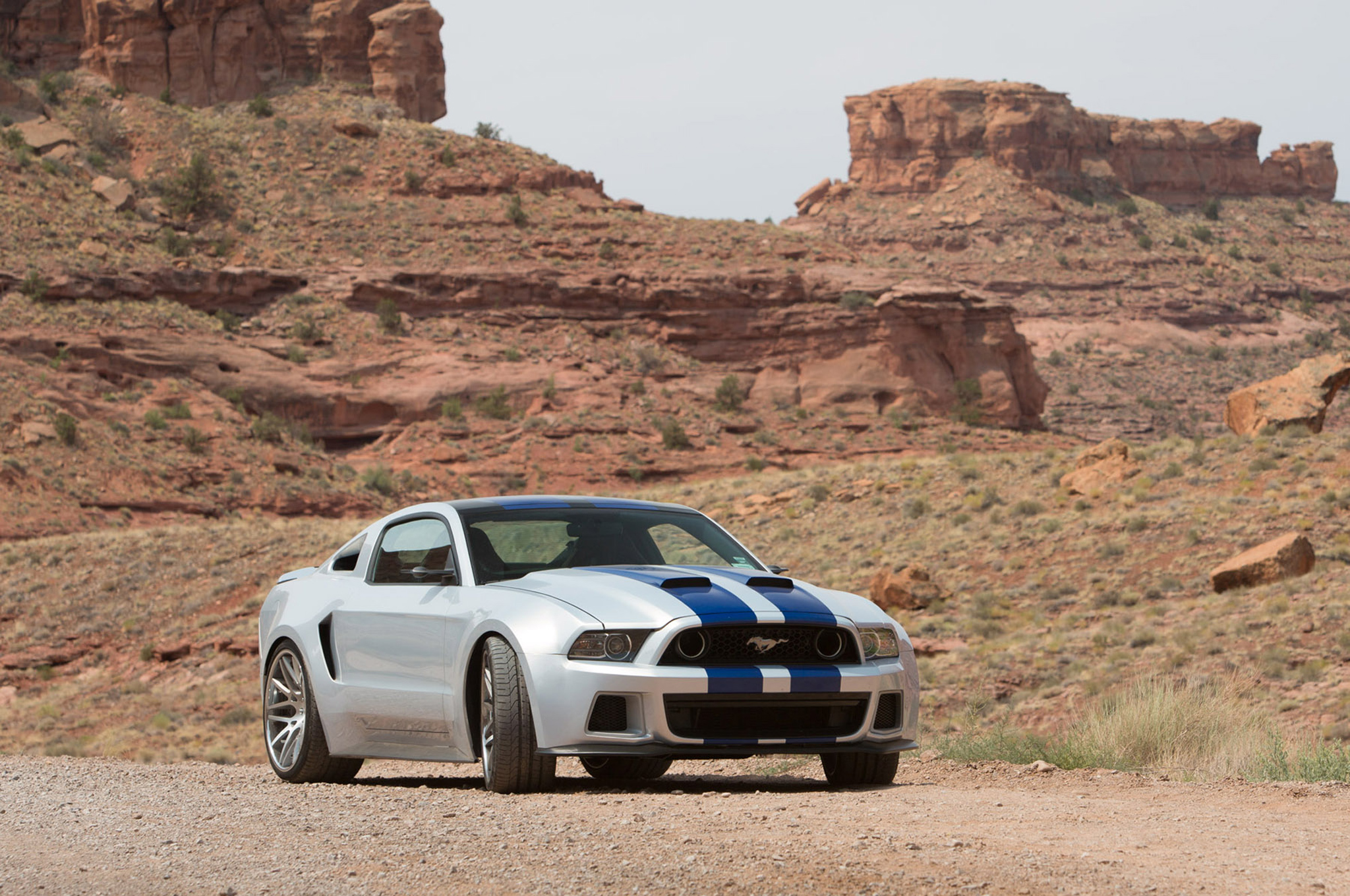 Ford Mustang From Need For Speed Headed To Barrett Jackson Motor