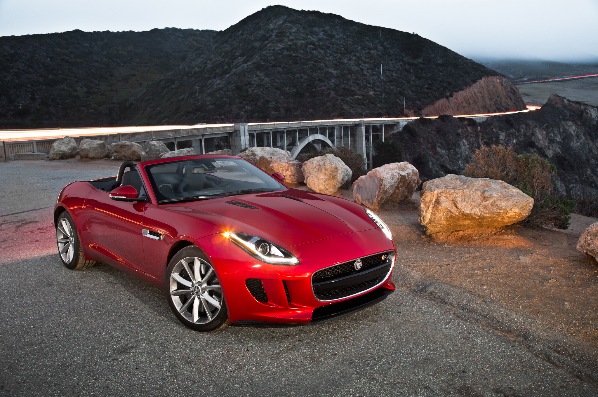2014 Jaguar F-Type S V-6 Roadster Long-Term Arrival