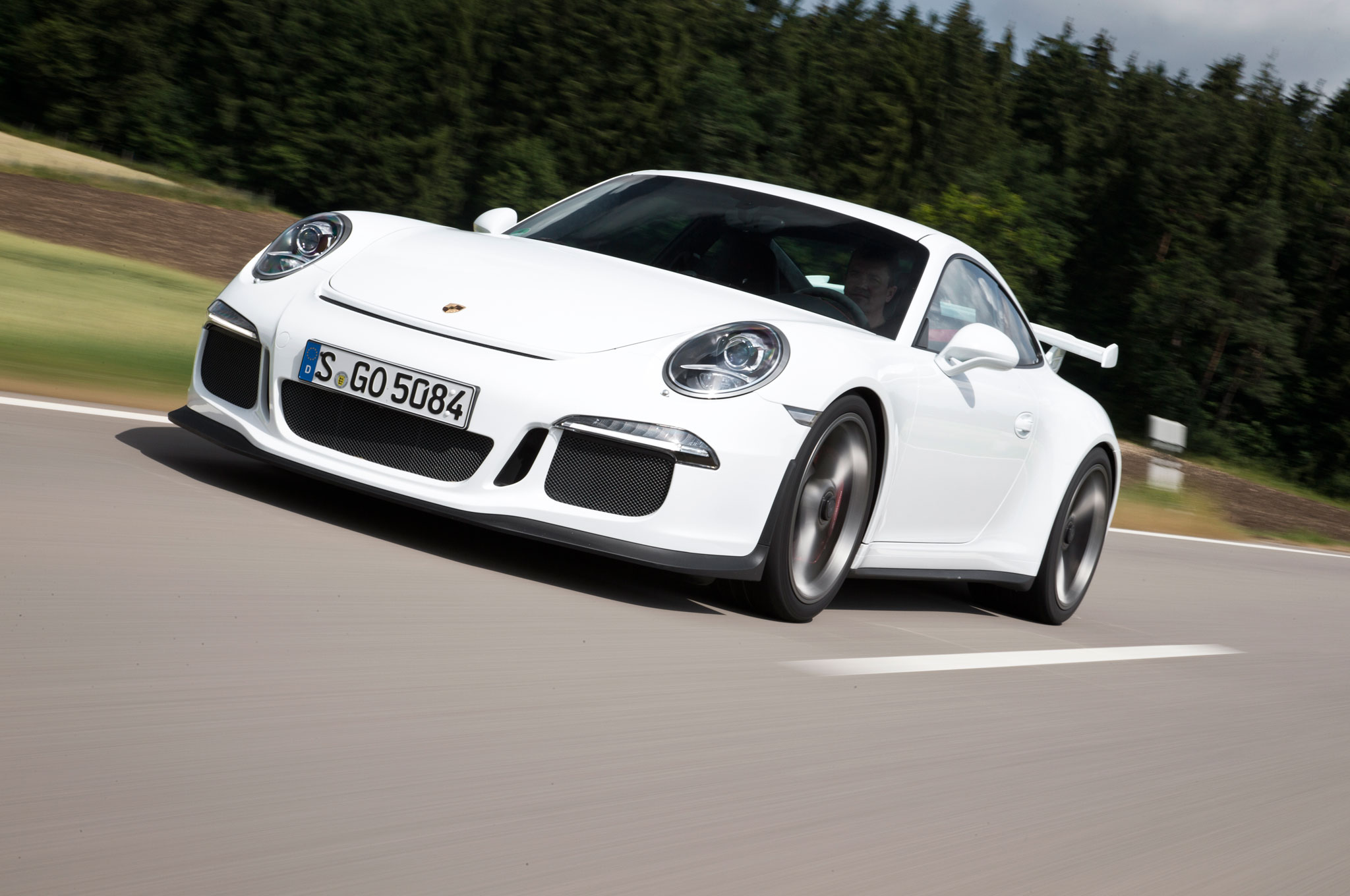 Porsche to Replace Engines in all Sold and Unsold 2014 911 GT3s