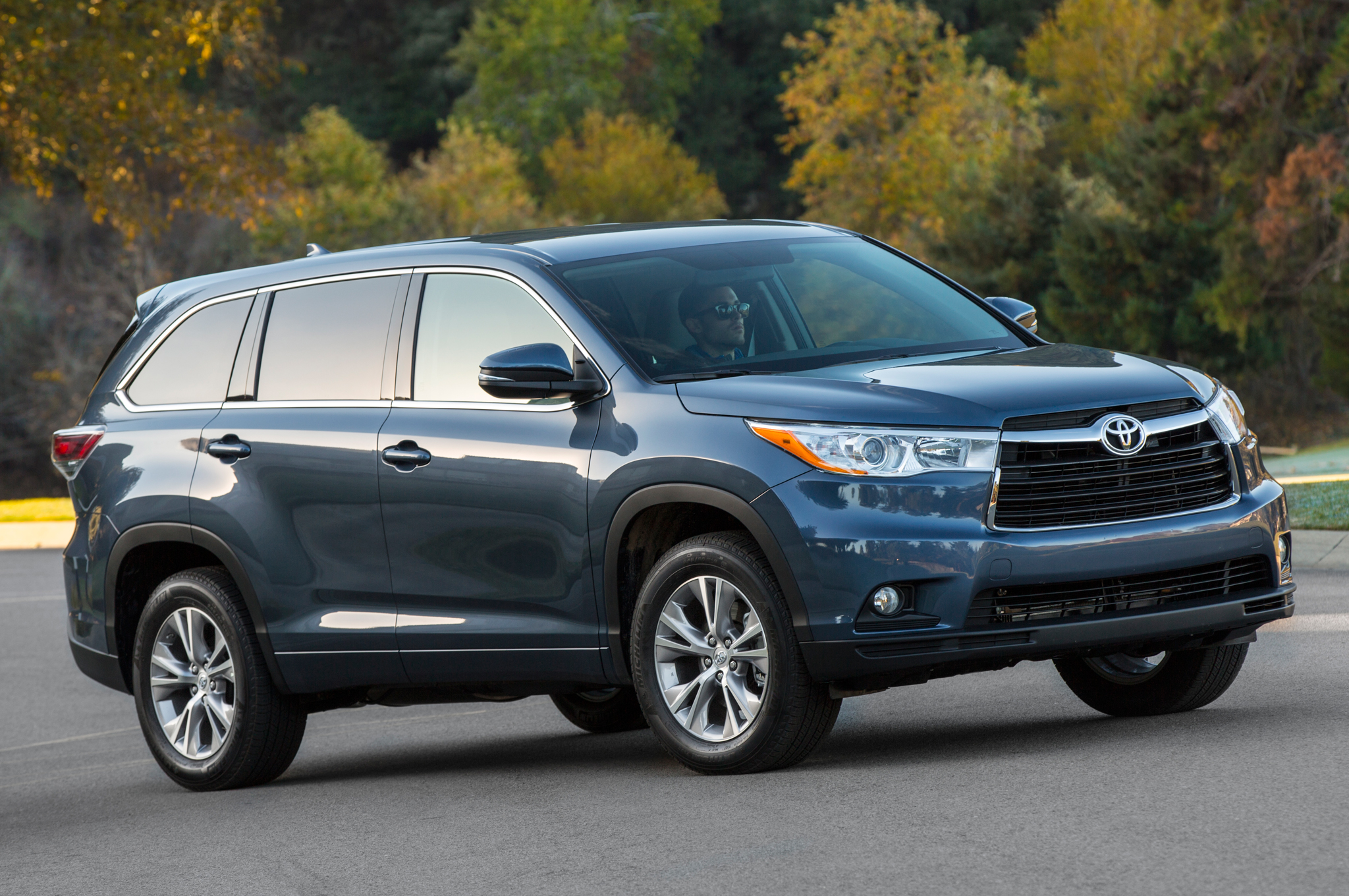 2014 Toyota Highlander Recalled for Problem with Seat Belt