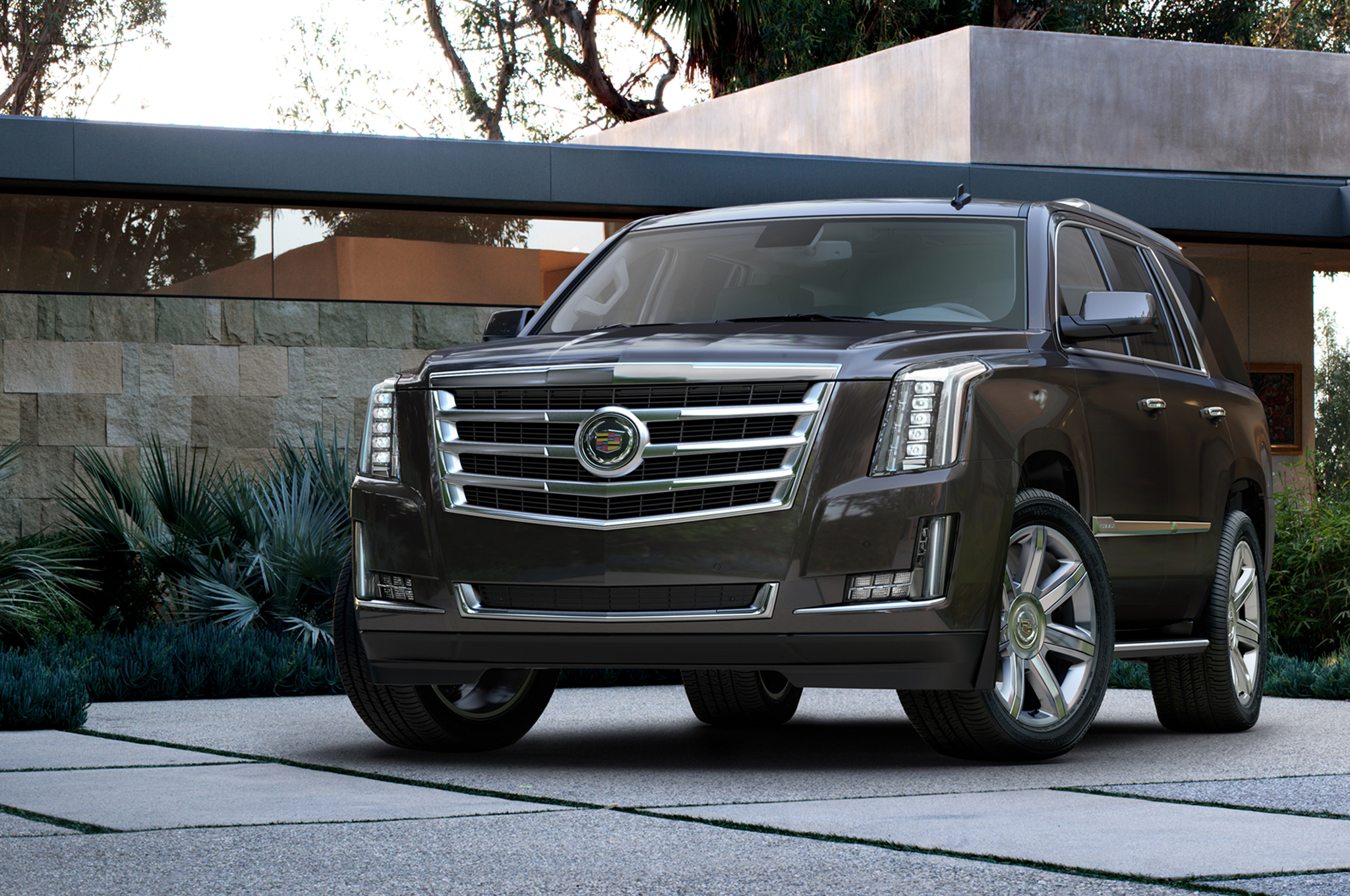 Full 2015 Cadillac Escalade Configurator Live, ESV Tops Out at $92,810