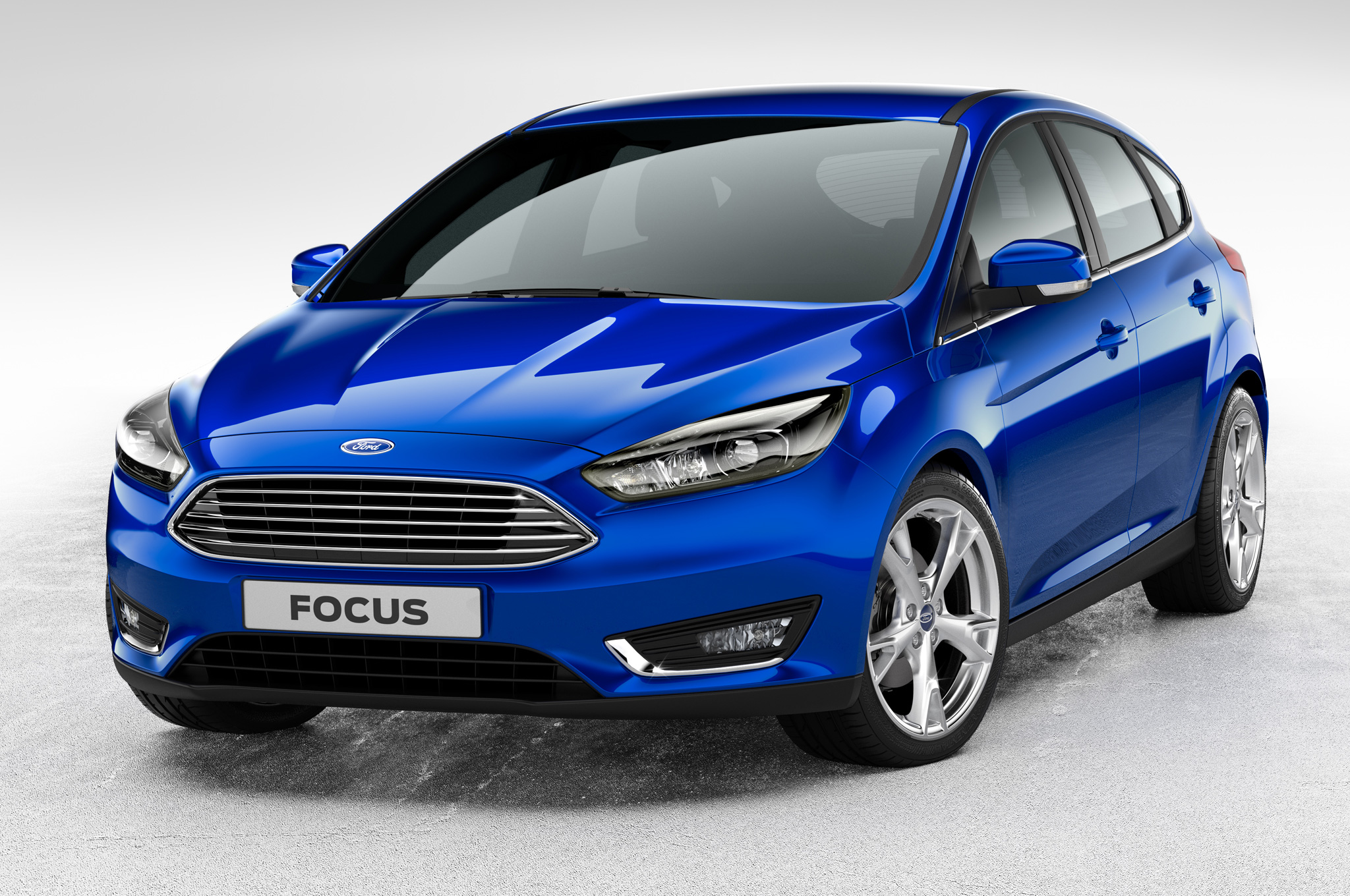 Fourth-Generation Ford Focus Due in 2017
