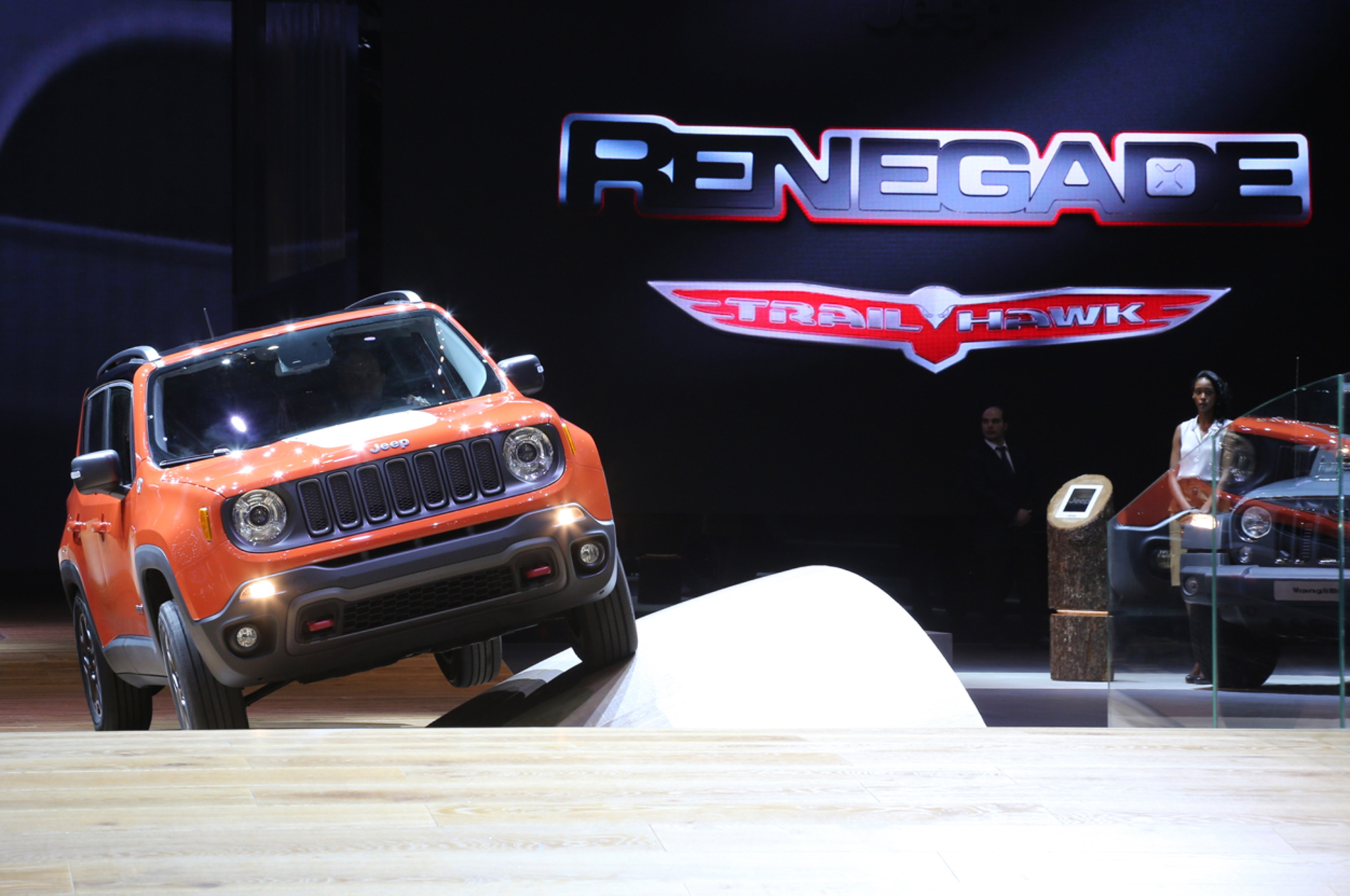We Hear: Jeep Mulling Sub Renegade SUV; Grand Wagoneer Next Priority