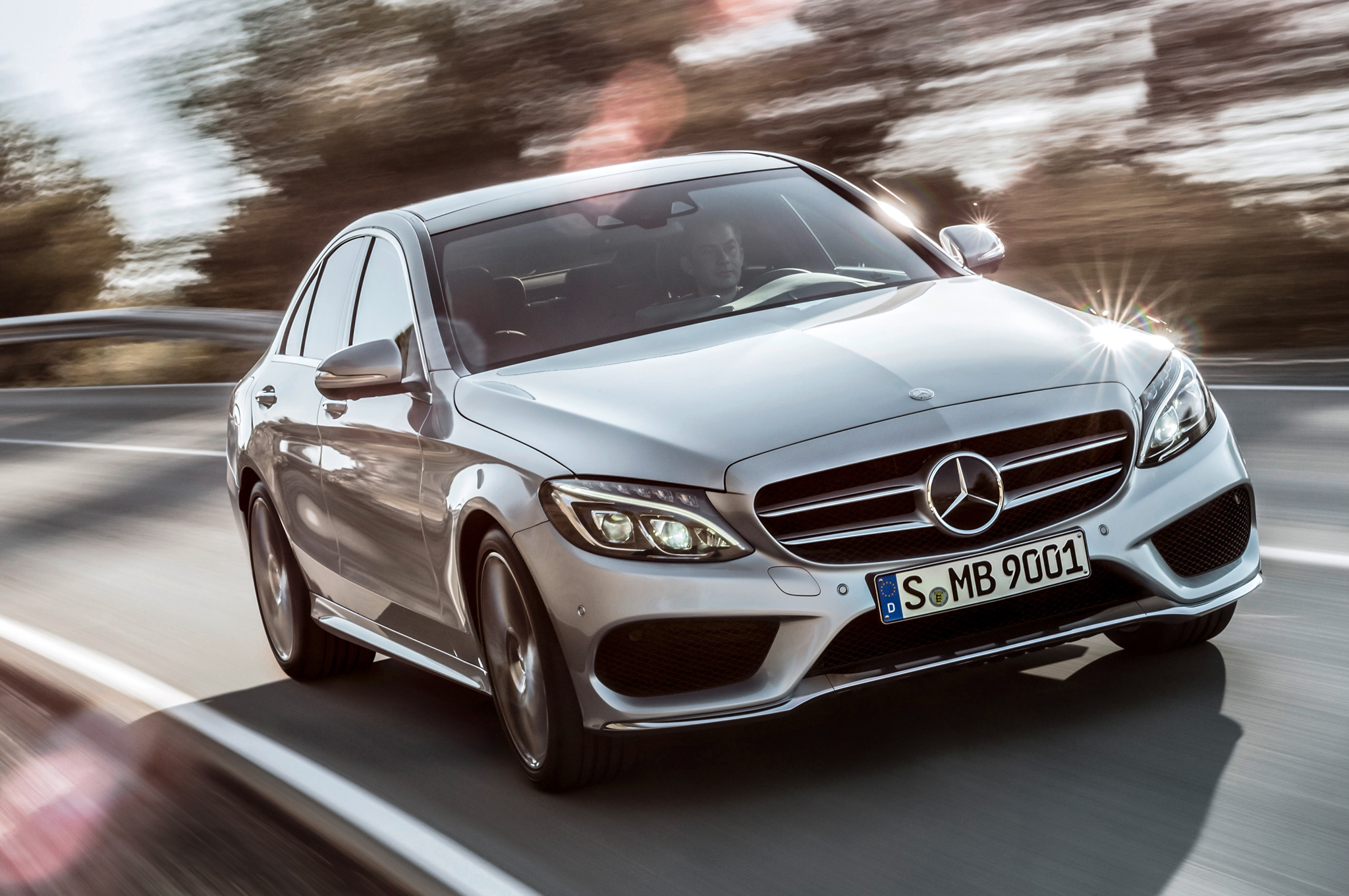 2015 Mercedes Benz C Class First Drive Motor Trend