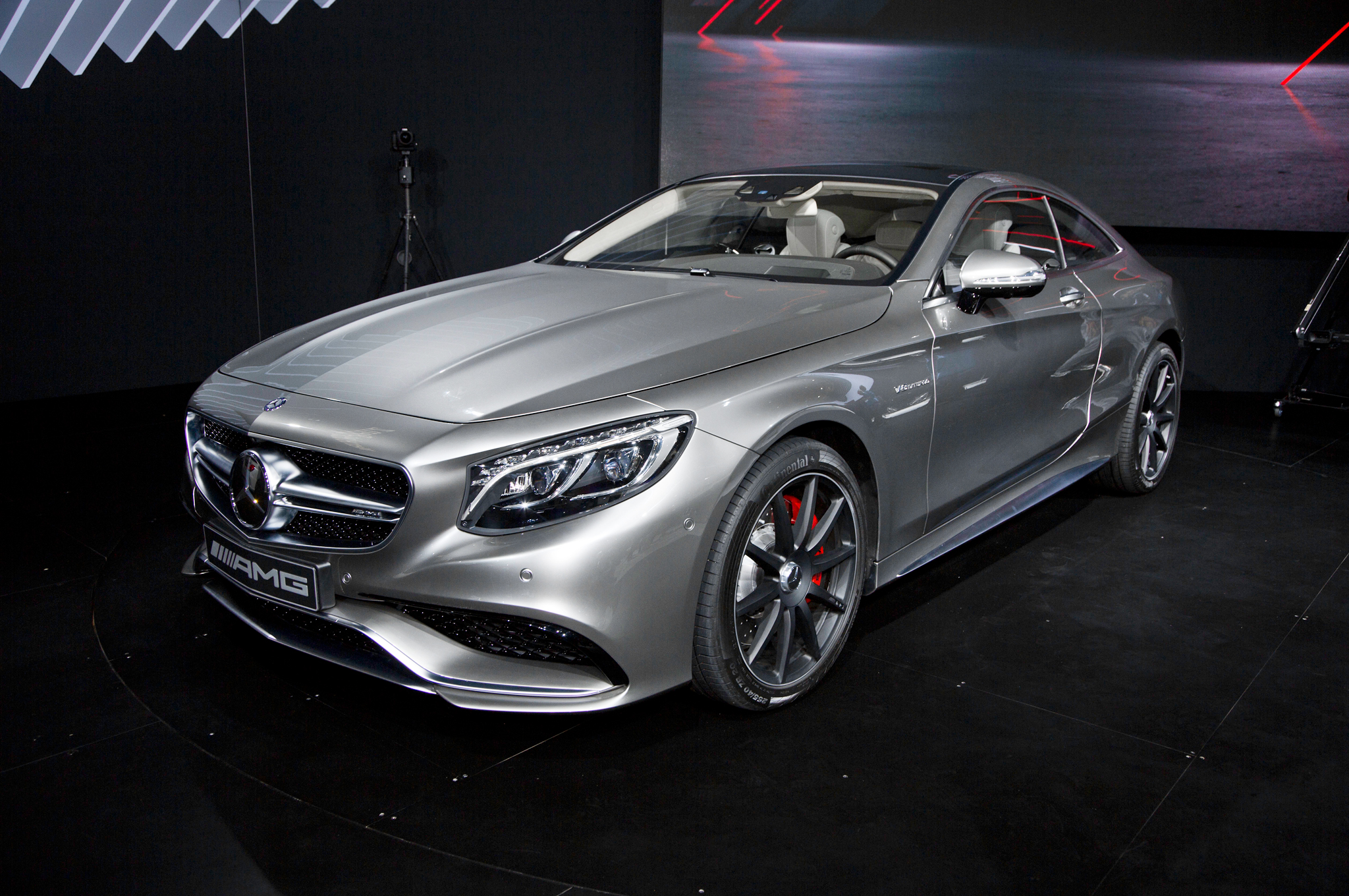 2015 Mercedes-Benz S63 AMG Coupe 4Matic Revealed Ahead of New York ...