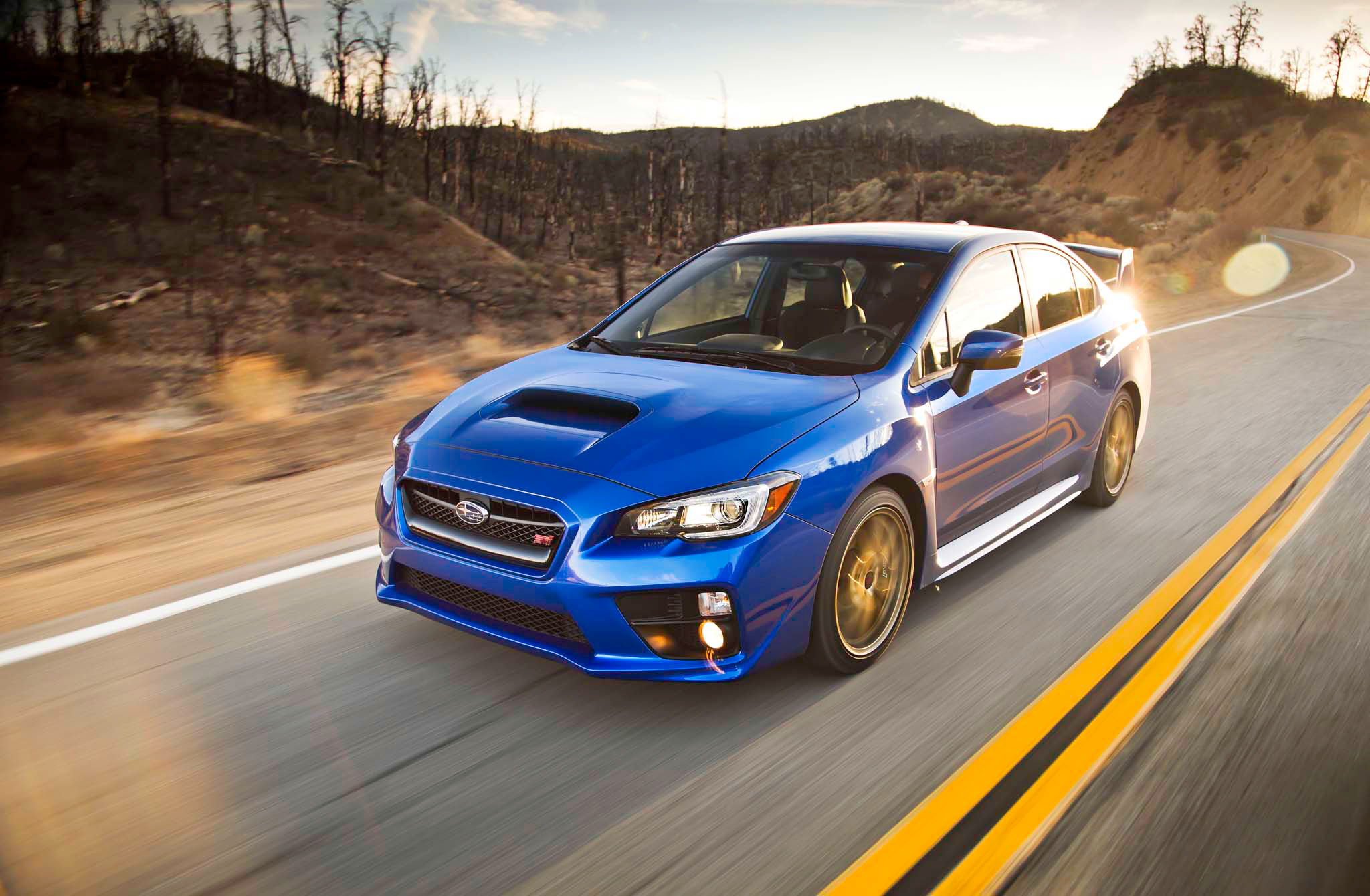 2015 wrx curb weight