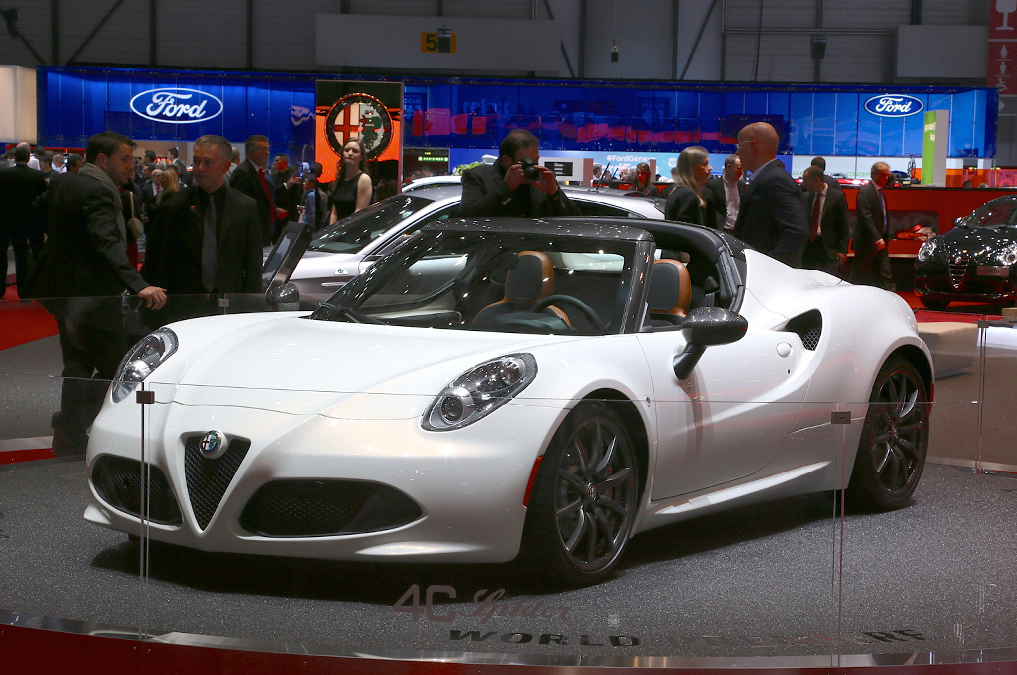 Alfa Romeo To Get Five New Models By 2018