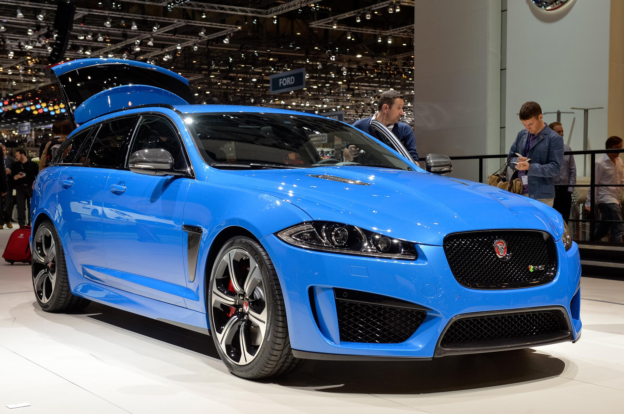 Hottest Luxury Cars From the 2014 Geneva Motor Show
