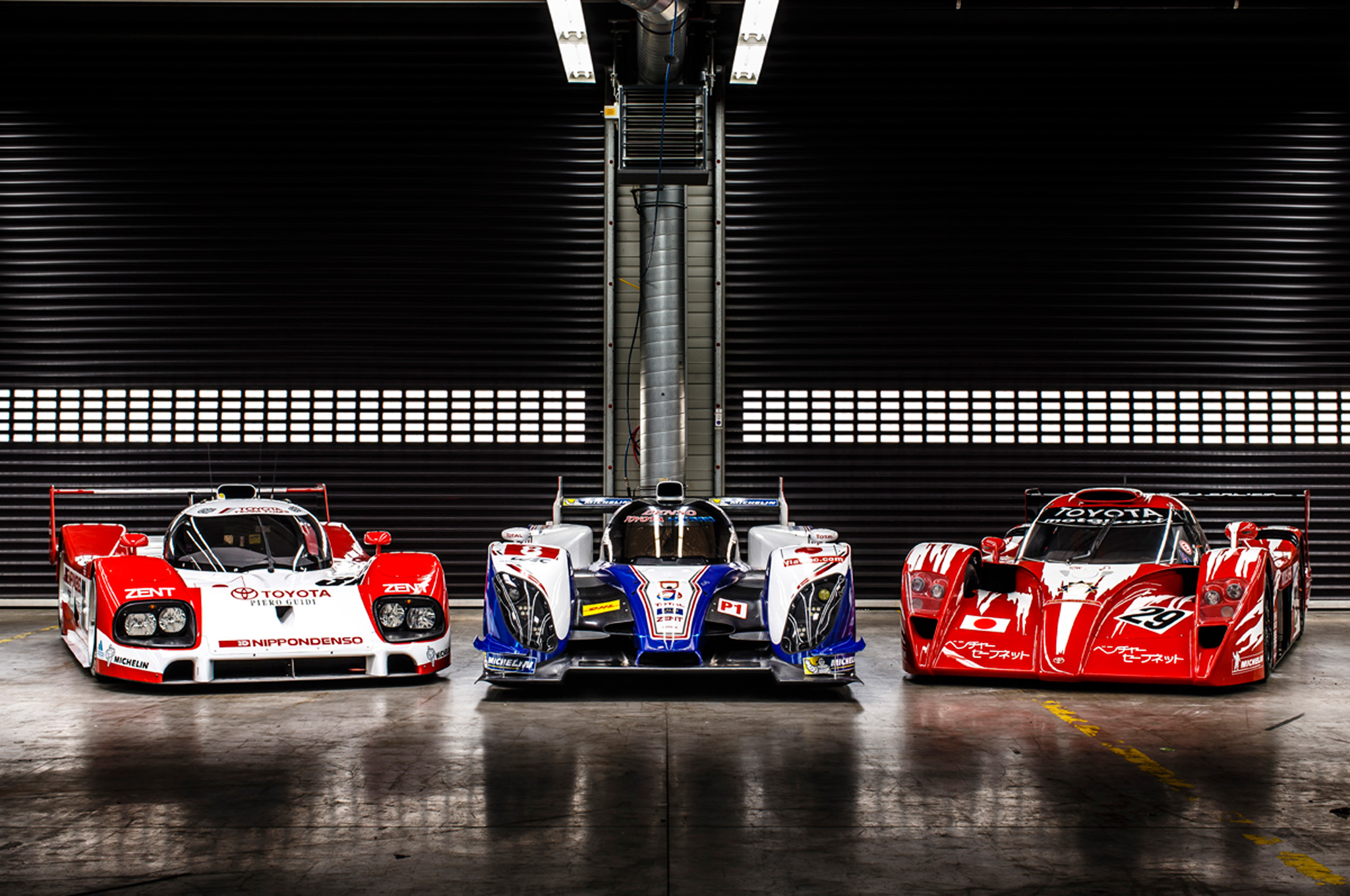 Toyota to Celebrate Le Mans Legacy at 2014 Goodwood Festival of Speed