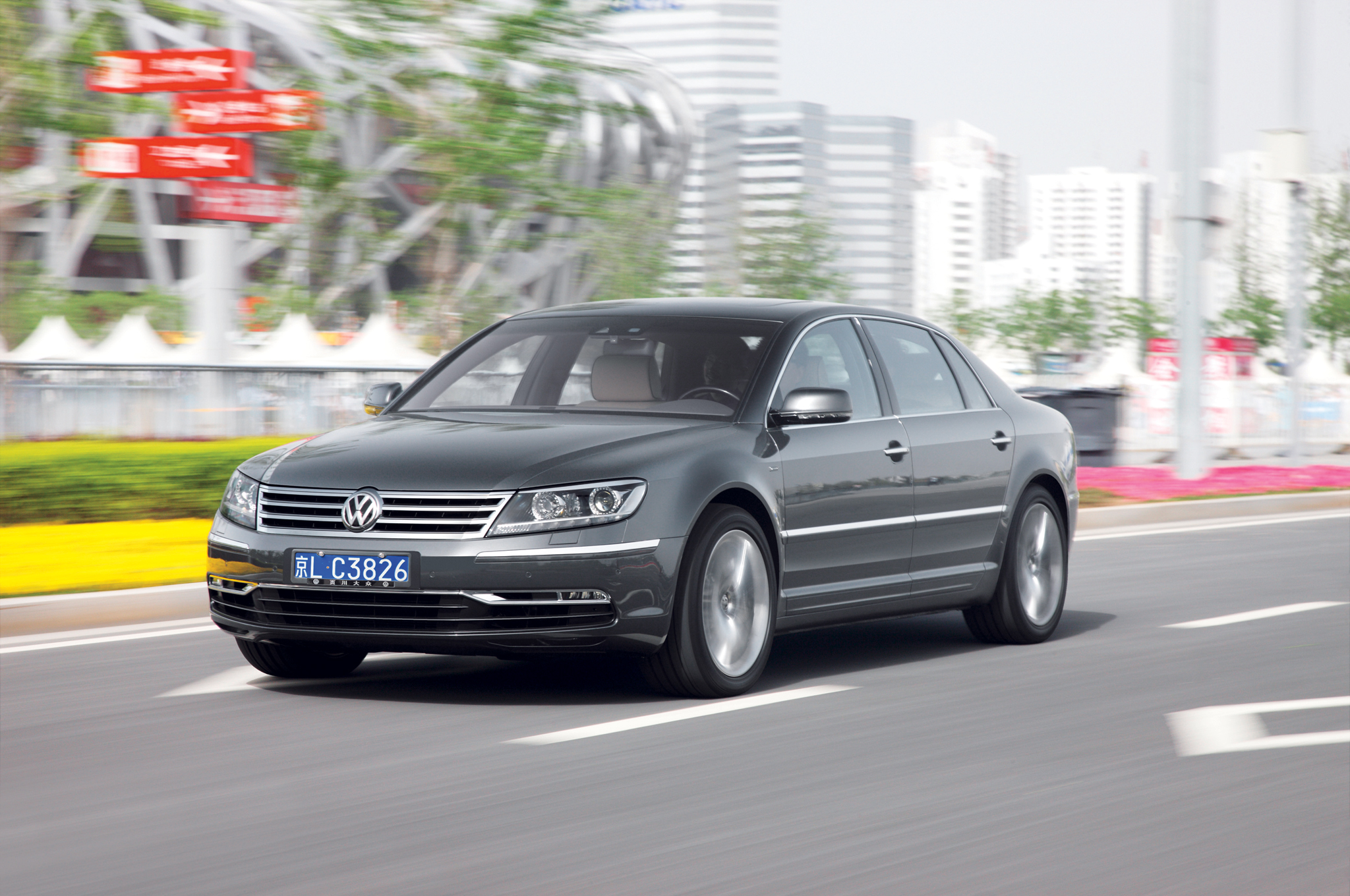 Volkswagen Development Chief Says Next-Generation Phaeton in Future Plans
