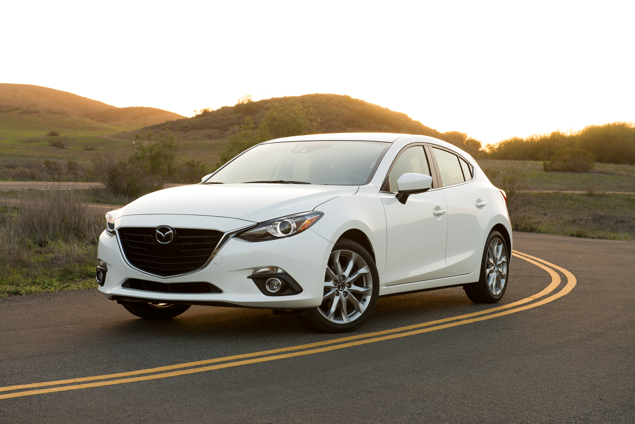 2014 Mazda3 S GT Long Term Arrival