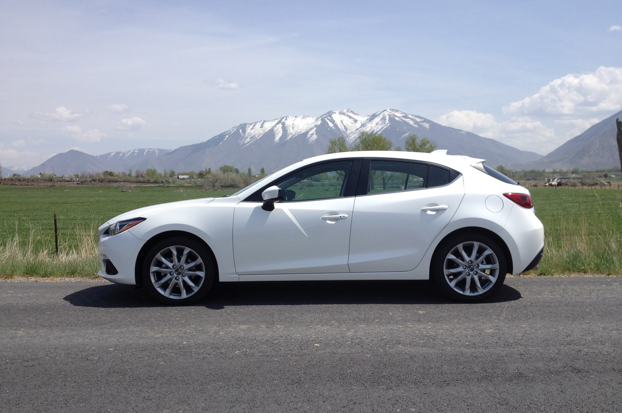 Our Cars: 1500 Miles In A Mazda3 S Grand Touring Hatchback