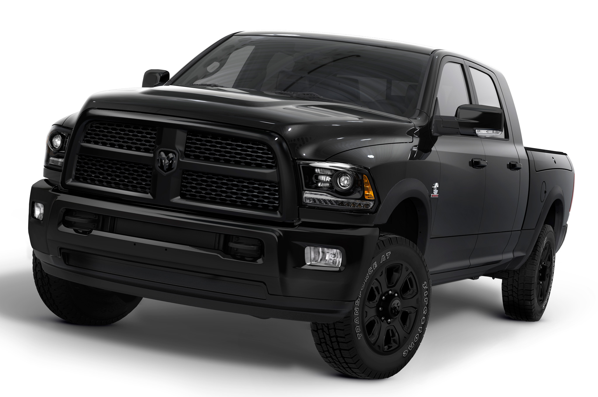 black express package now available for 2014 ram heavy duty motor