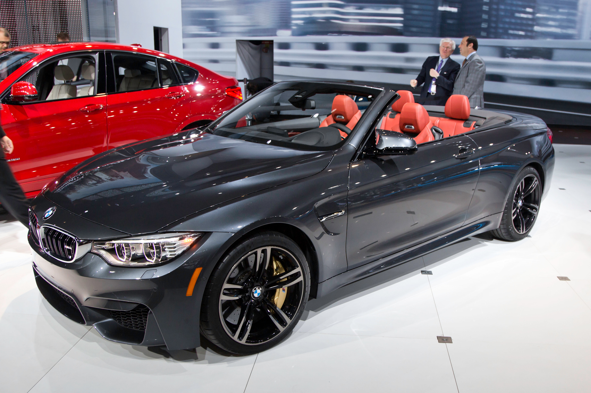 2015 BMW M4 Convertible to Debut at 2014 New York Auto Show - Motor ...