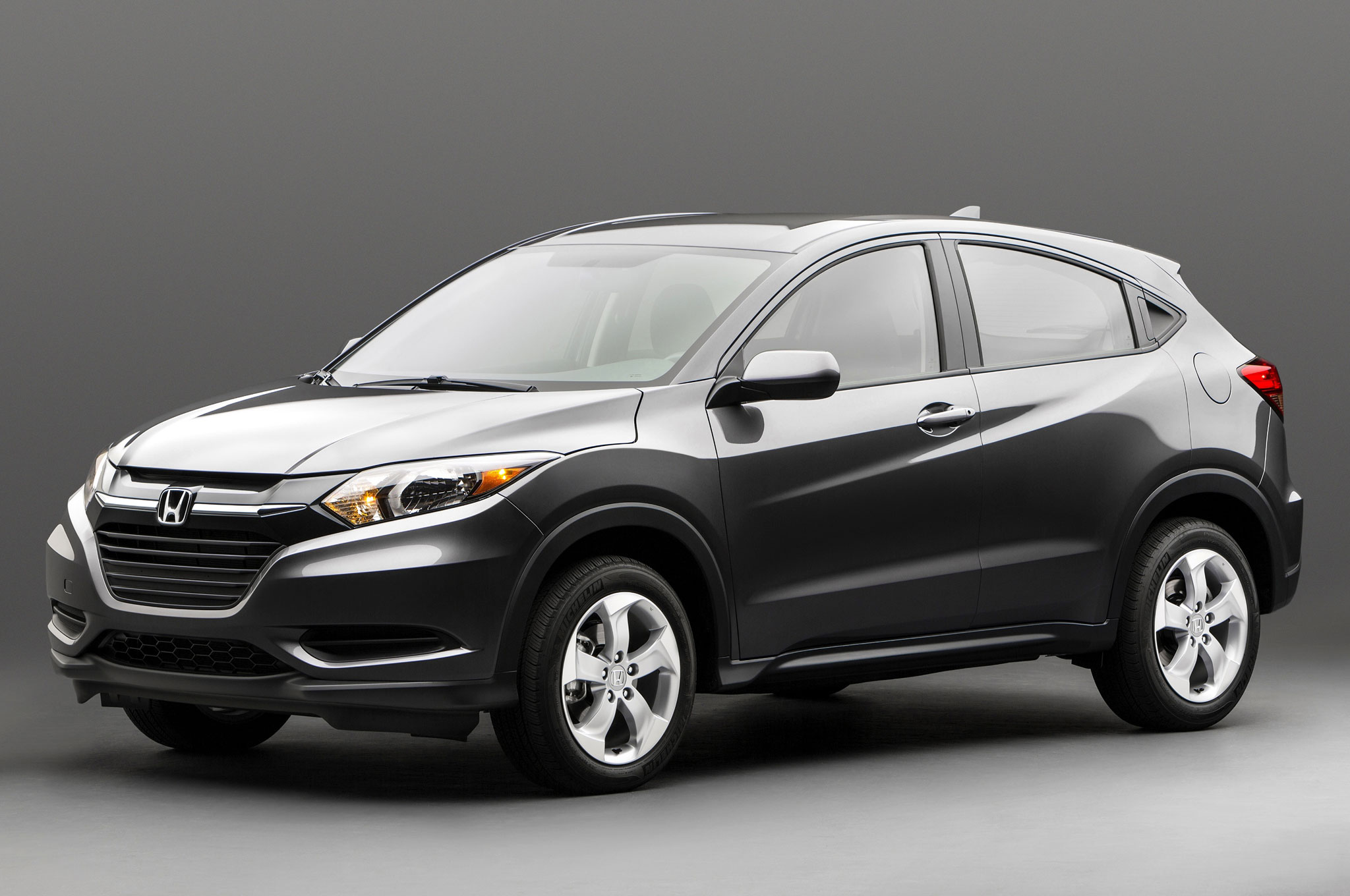 Honda HR V Name Confirmed For US Market Fit Based Crossover