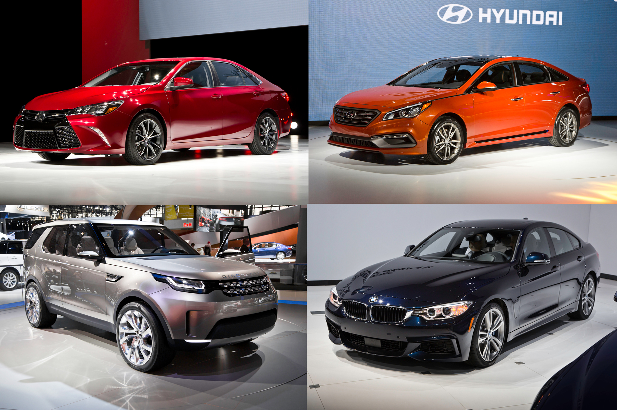 My Picks: Top 5 Cars of the 2014 New York Auto Show