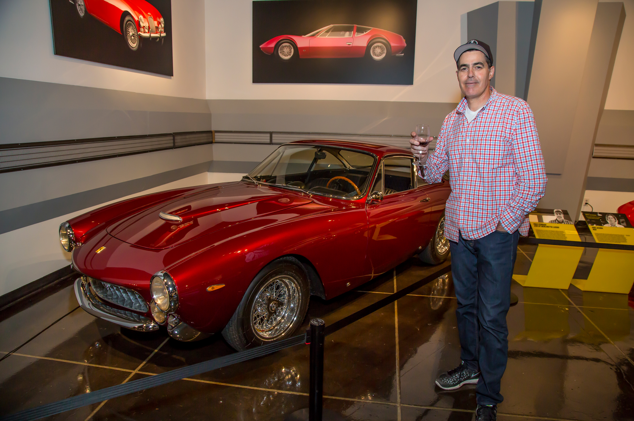 Interview: Adam Carolla and the World\'s Greatest Sports Coupes ...
