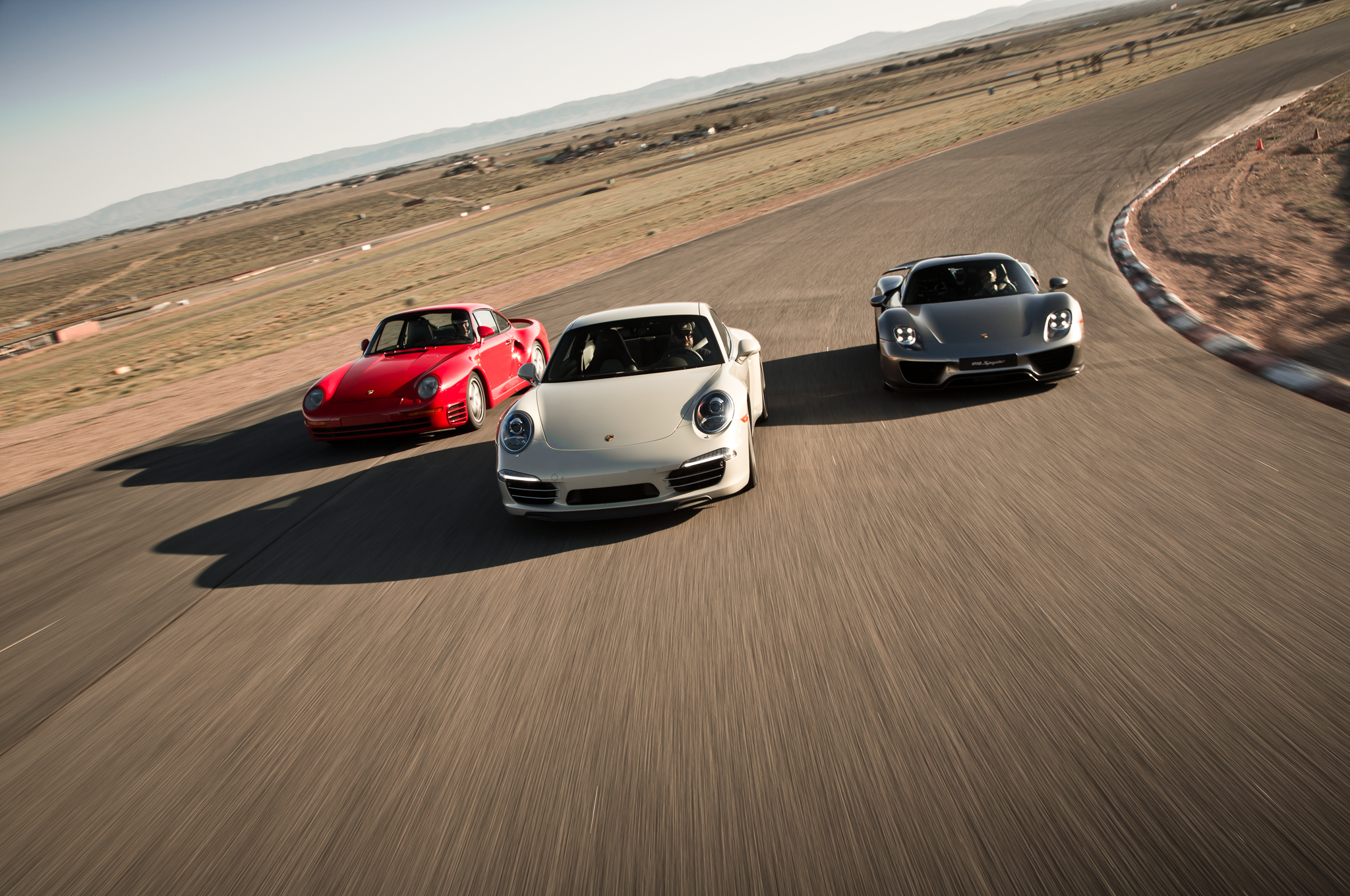 TOTD: What's the Best Porsche Of All Time?