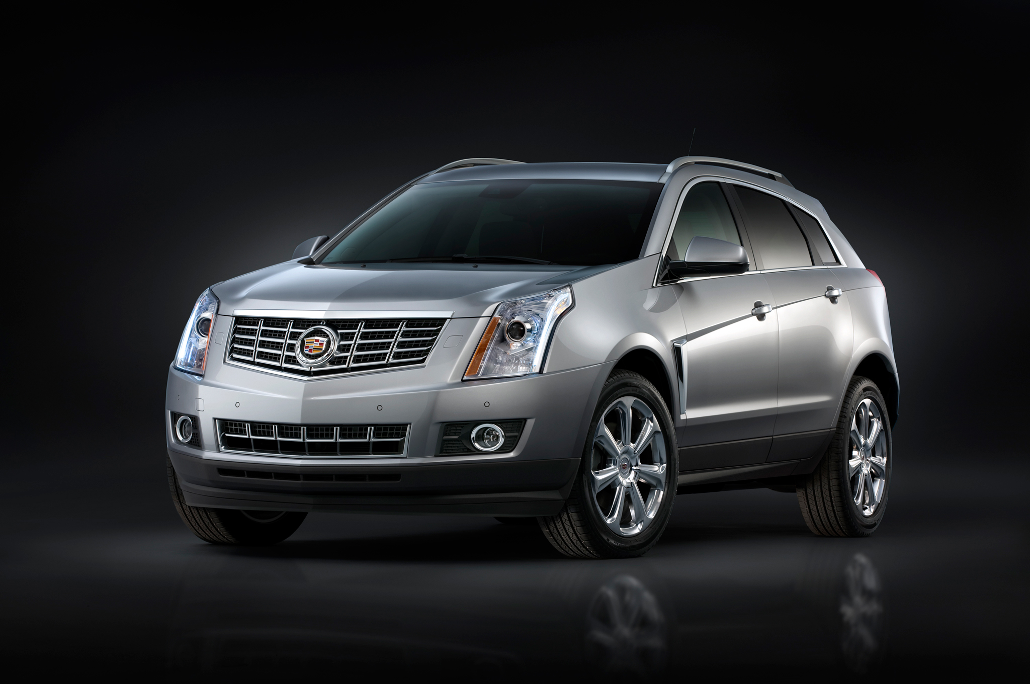 Recalls: 2013 Cadillac SRX Software Issue Affects 50,571 Crossovers
