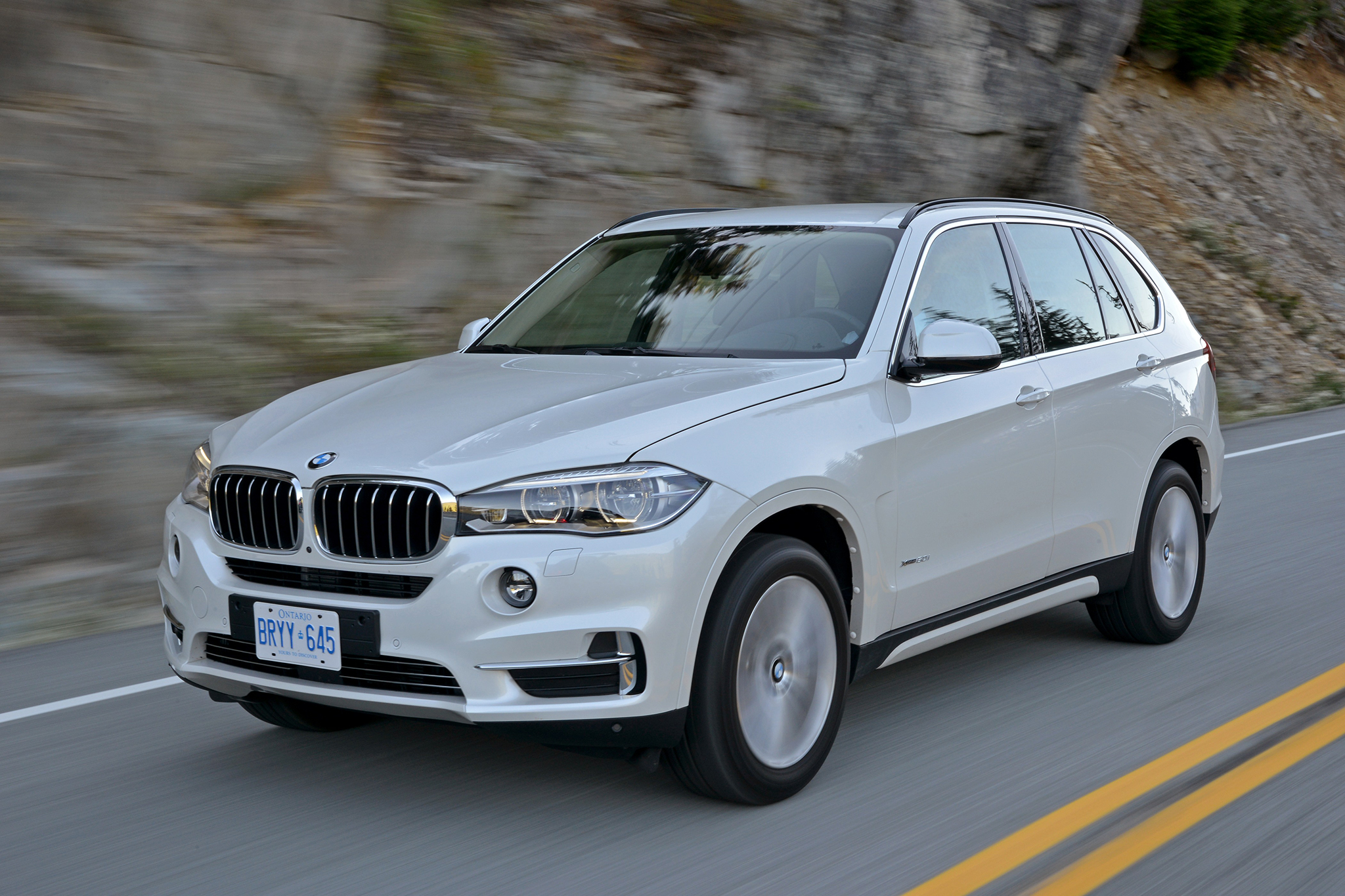 Recall: 2014 BMW X5 Soft Close Automatic Door Feature