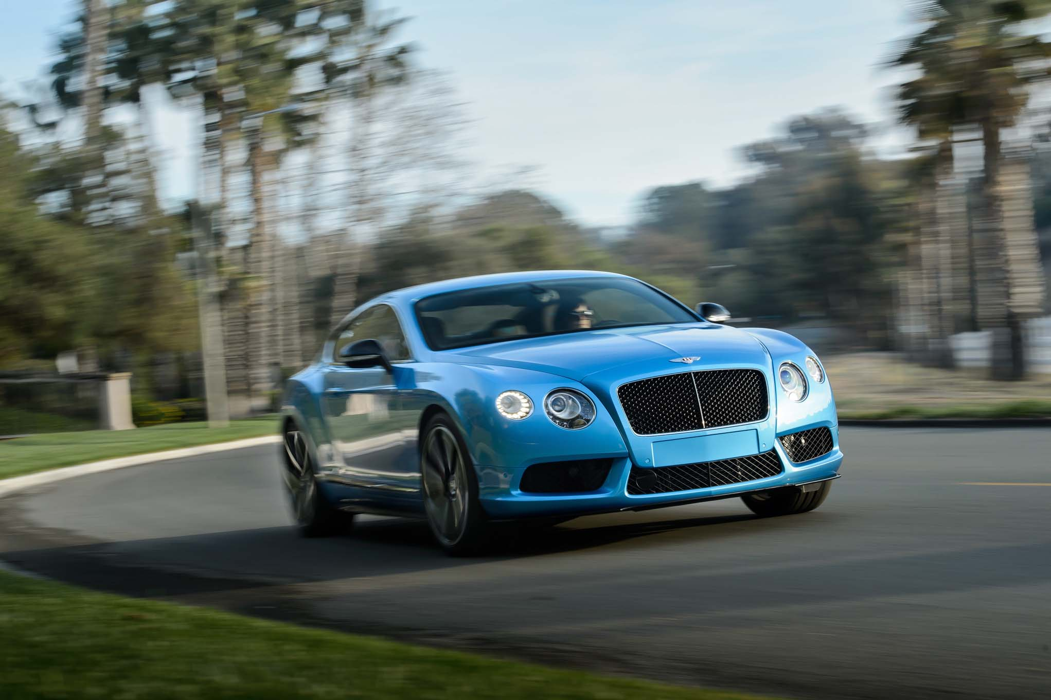 2014 Bentley Continental GT V8 S on World\'s Fastest Car Show - Motor ...