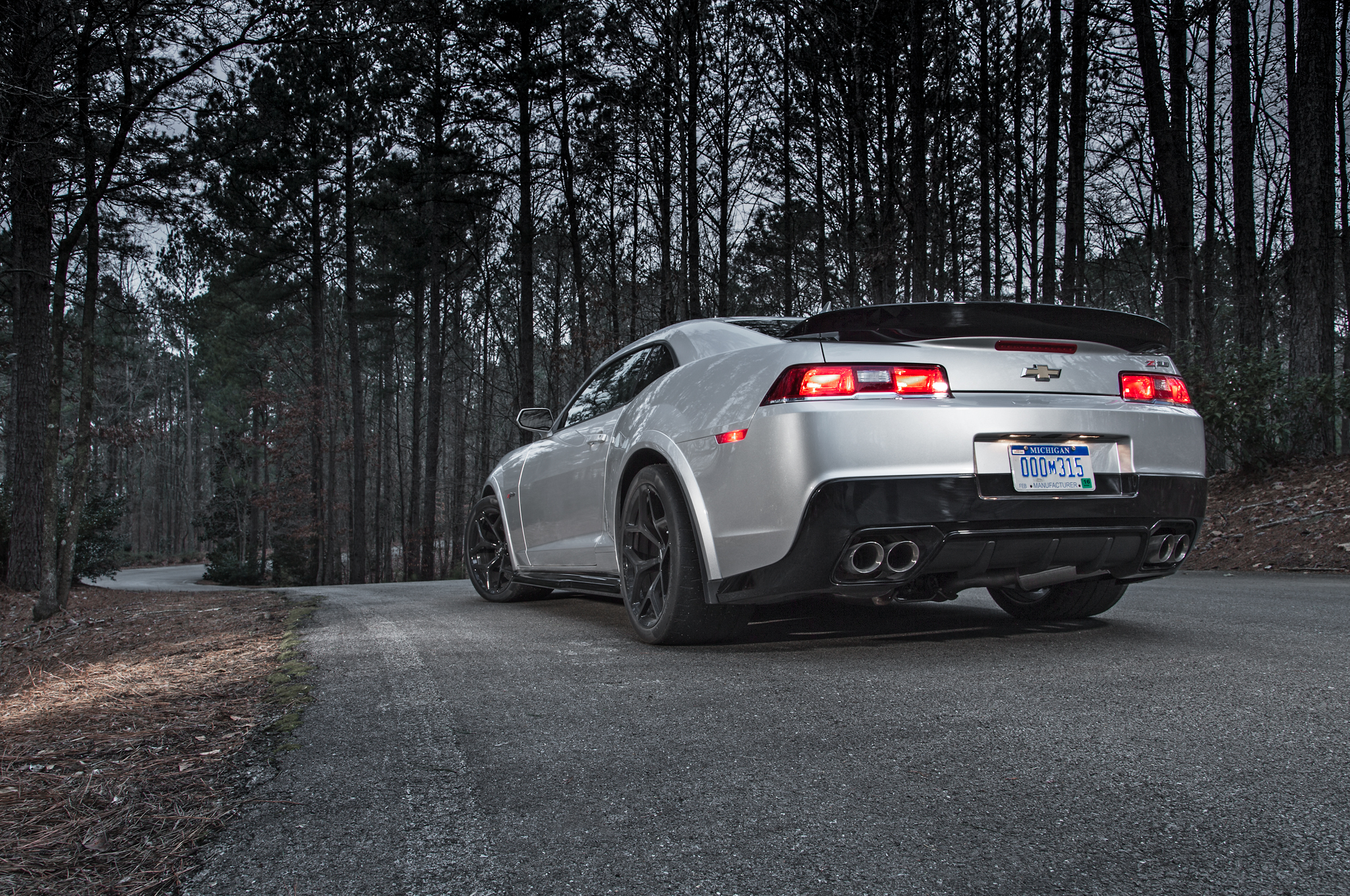 Chevrolet Camaro Z/28 Parts Available in New Kits - Motor Trend