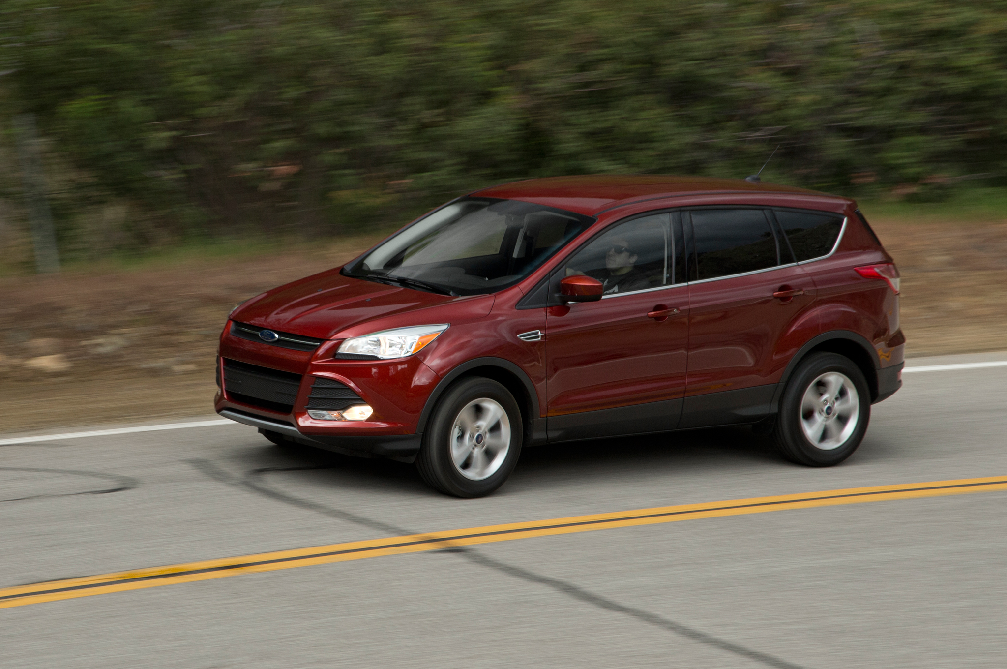 Ford Truck Enthusiast >> 2014 Ford Escape SE 1.6 EcoBoost First Test - Motor Trend