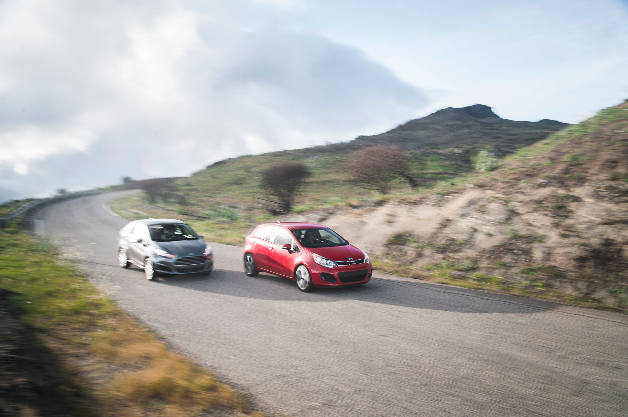 TOTD: Choose One - Ford Fiesta or Kia Rio?