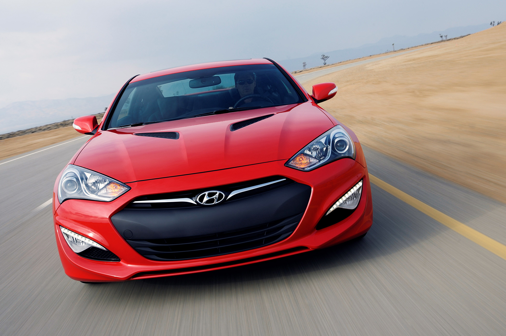 We Hear: 2015 Hyundai Genesis Coupe Drops Turbo 2.0 Liter