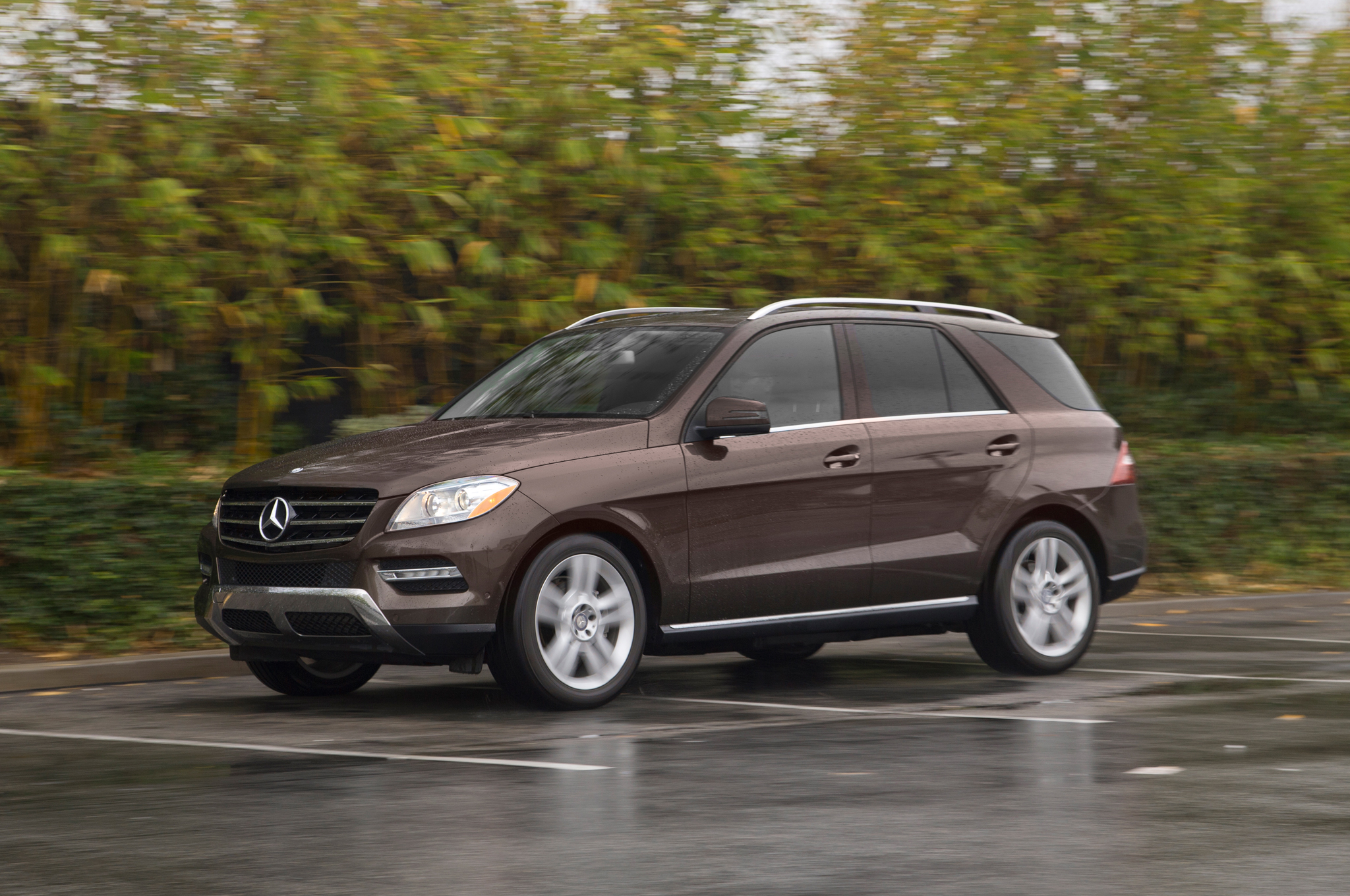 Awesome 2014 Mercedes Benz ML350 Bluetec First Test