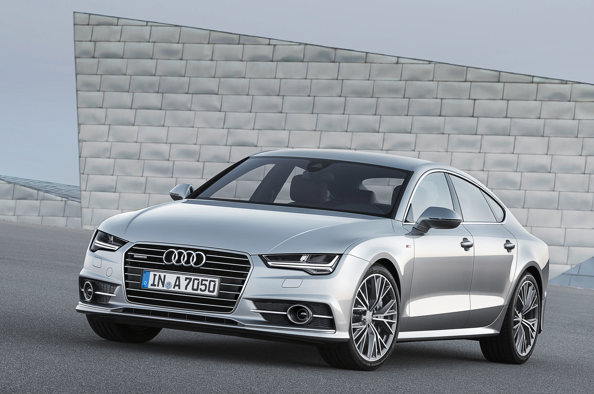 Updated 2015 Audi A7 Coming To U.S. Next Year
