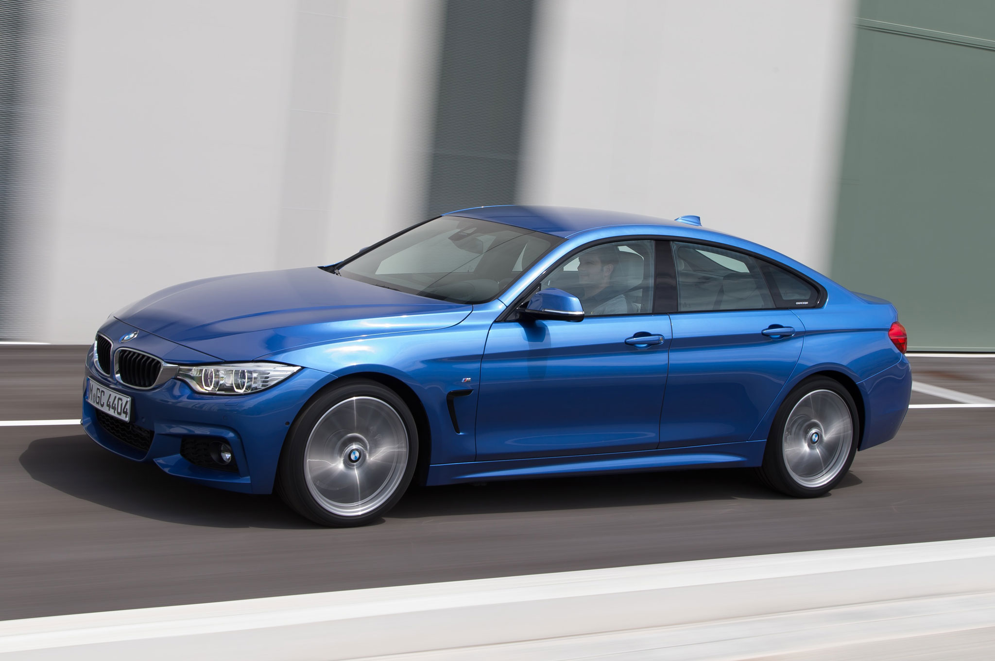 2015 BMW 428i Gran Coupe First Drive