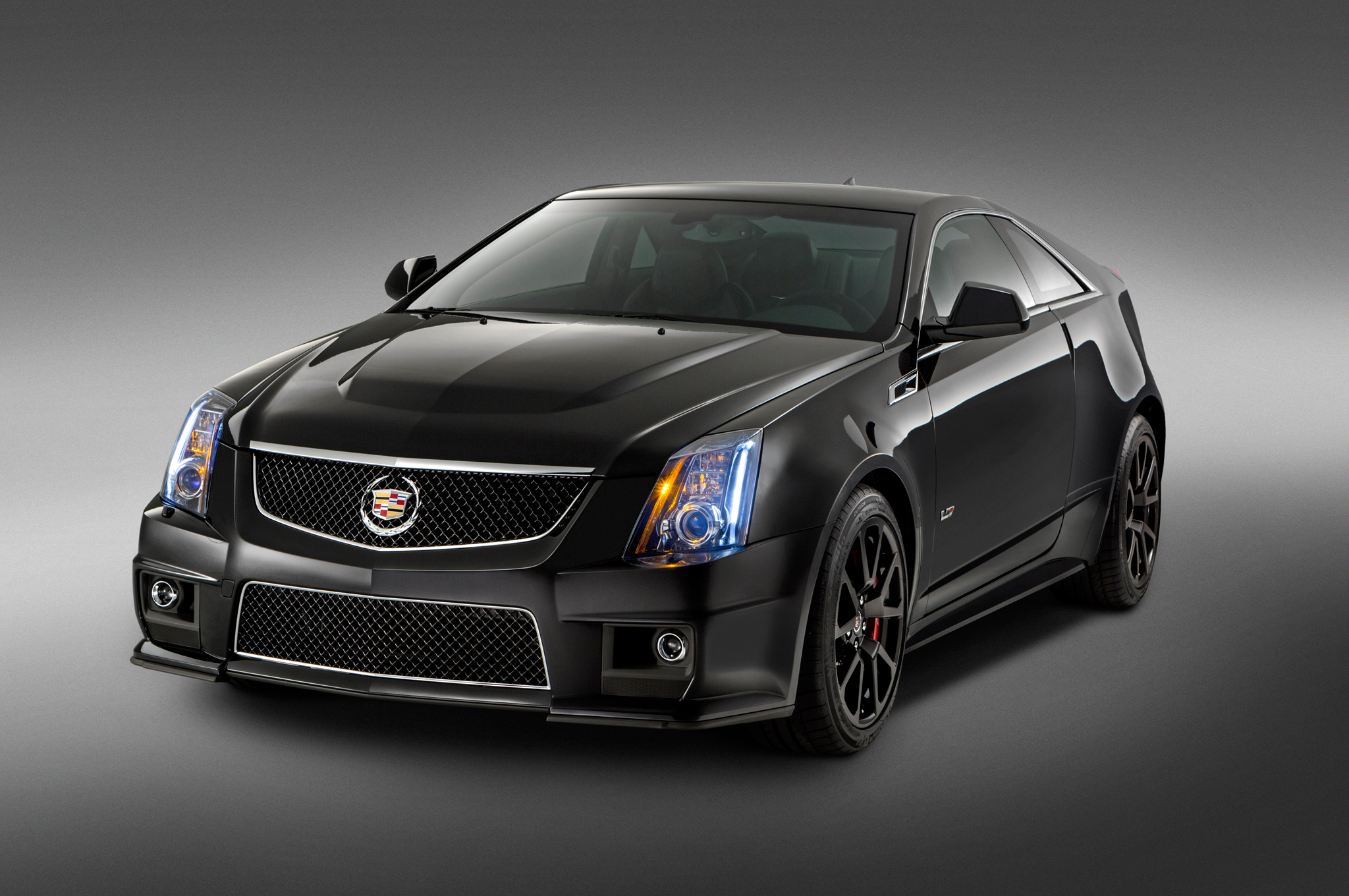 2015 Cadillac CTS-V Coupe Special Edition is a Stylish Send-Off