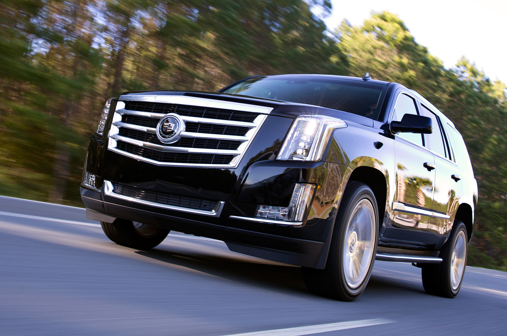 Cadillac Ditches Plan For Large Three Row Crossover Motor Trend